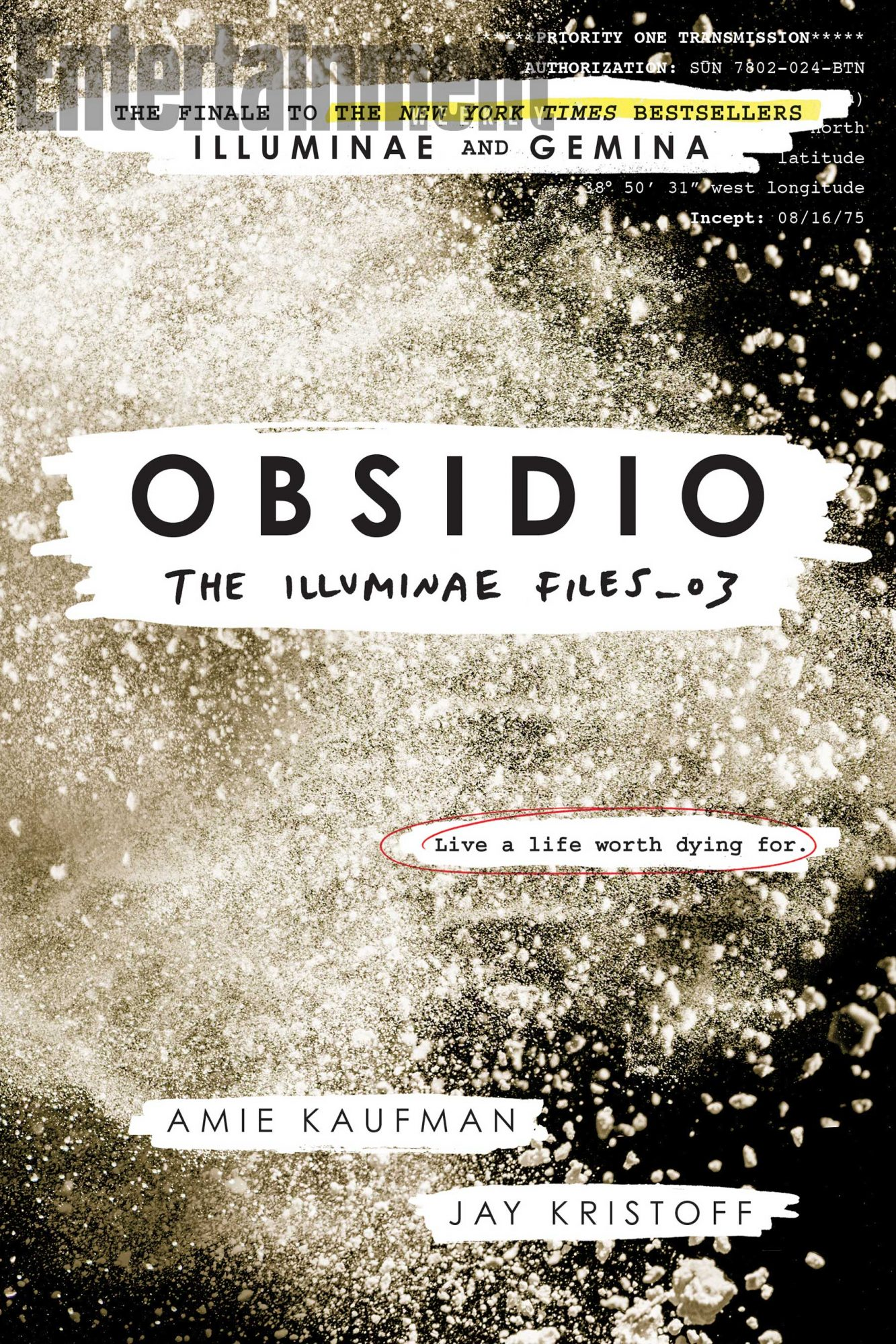 The Illuminae Files: Obsidio