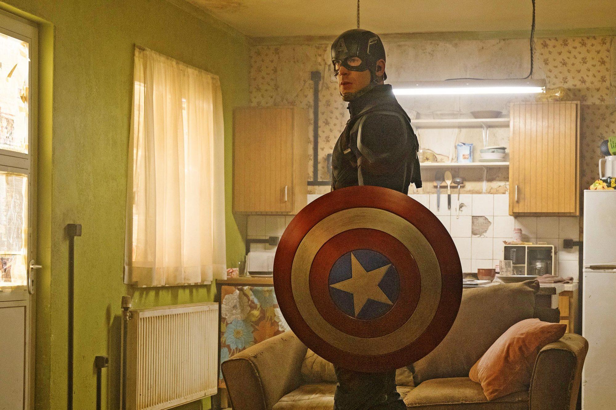 Captain America: Civil War (2016)Captain America (Chris Evans)