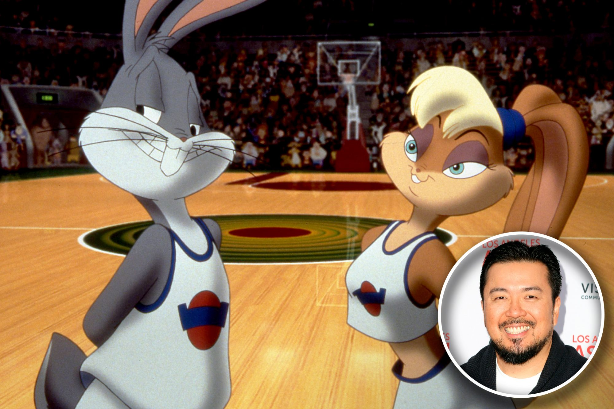 Space Jam/ Justin Lin inset