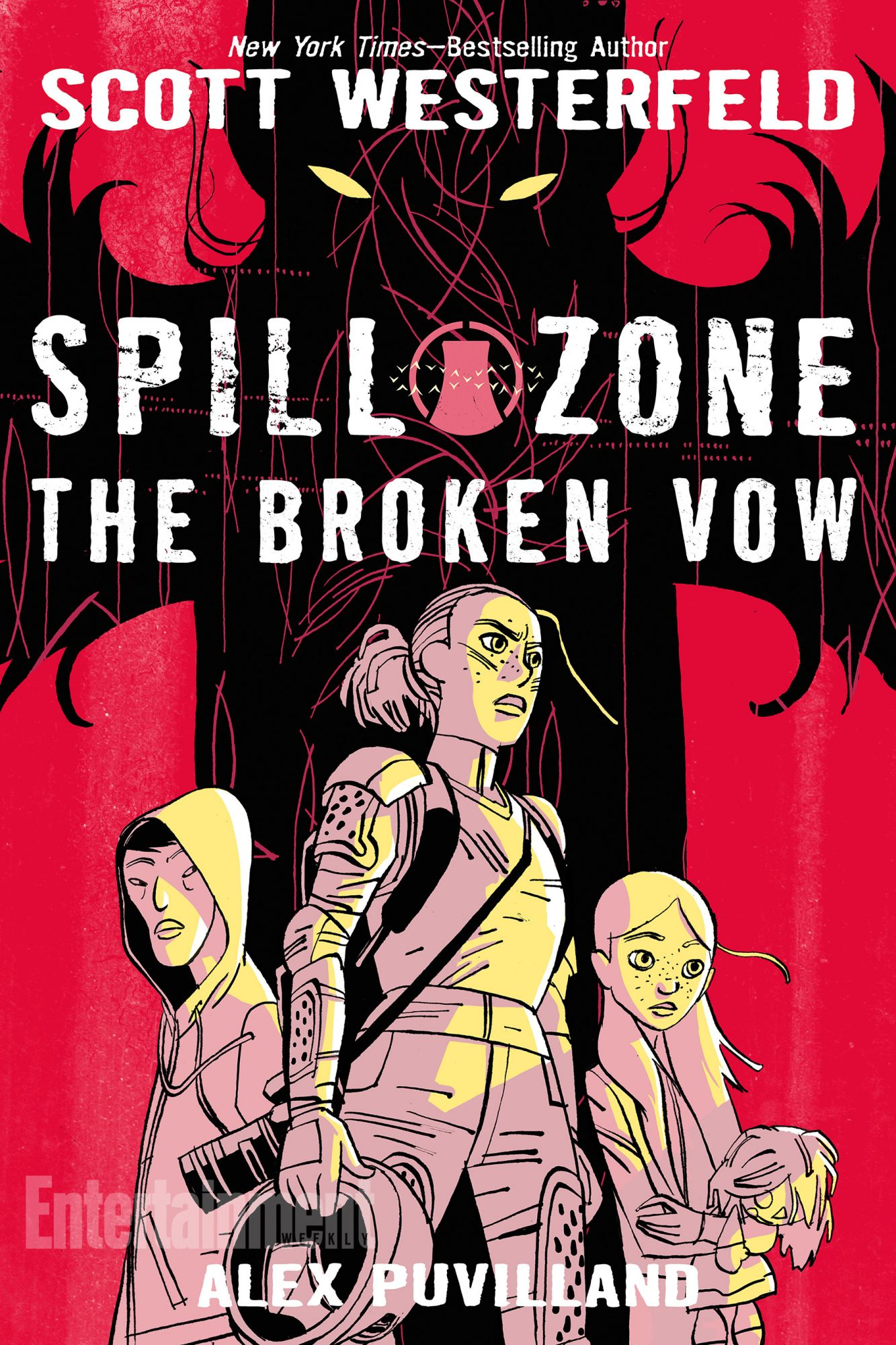 July 10, 2018                       Spill Zone: The Broken Vow by Scott Westerfeld and Alex Puvilland