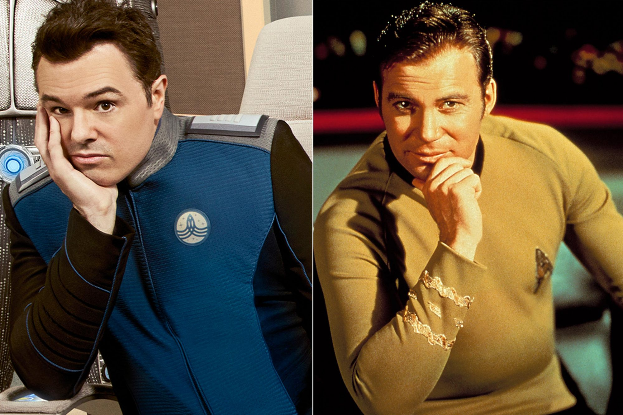Seth Mcfarlane , William Shatner