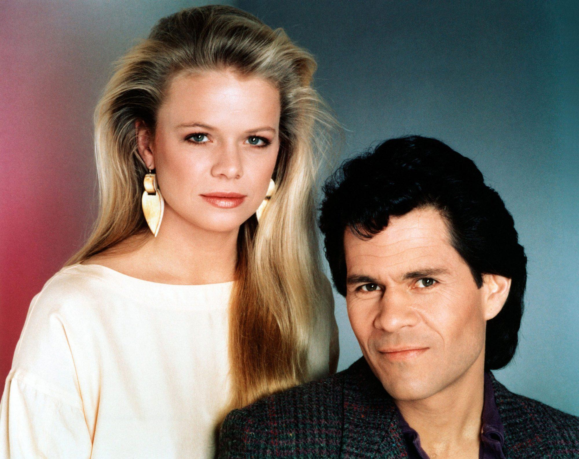 SANTA BARBARA, (from left): Marcy Walker, A. Martinez, (1989), 1984-93. © NBC / Courtesy: Everett Co