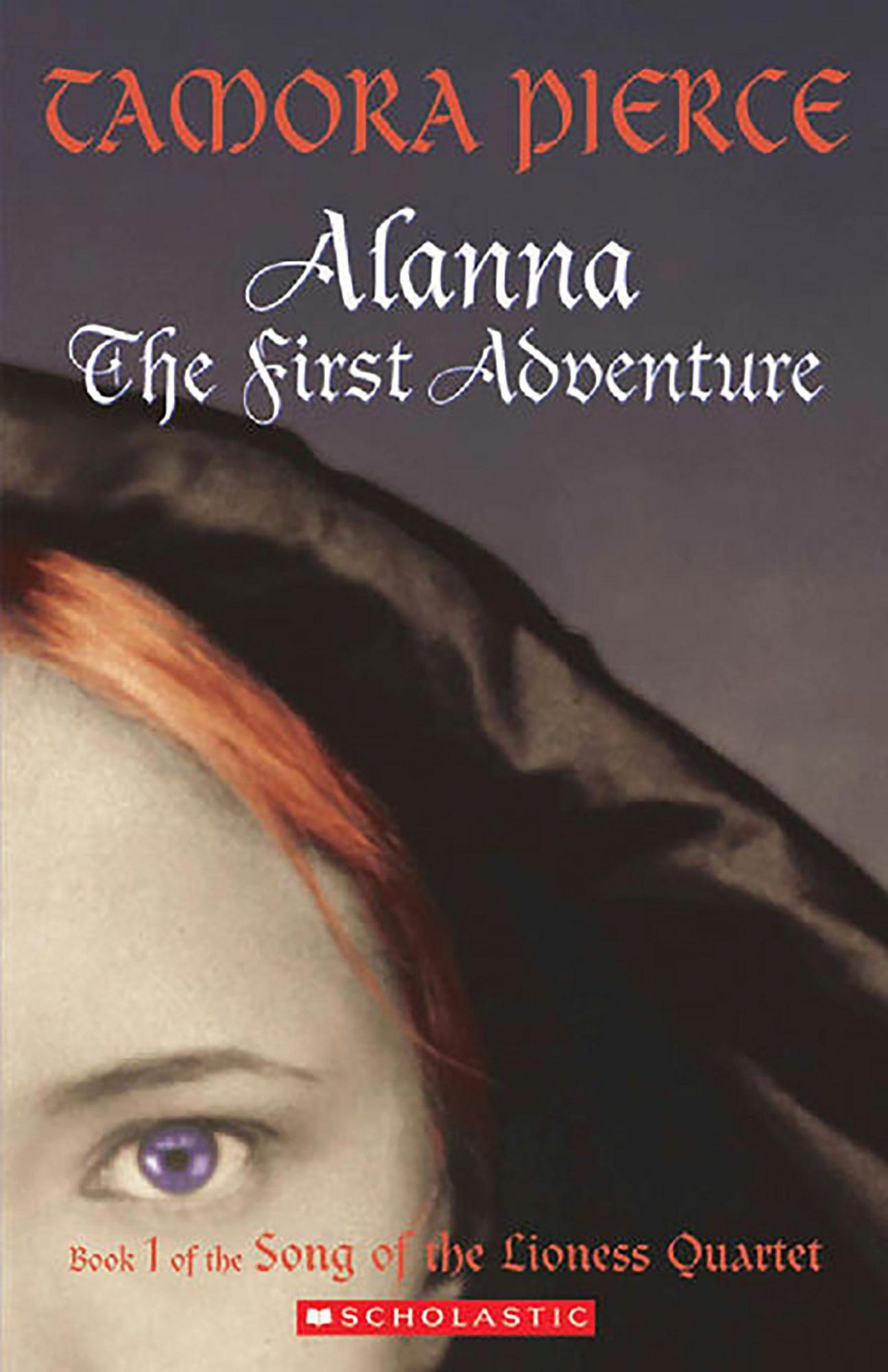Tamora Pierce, Alanna