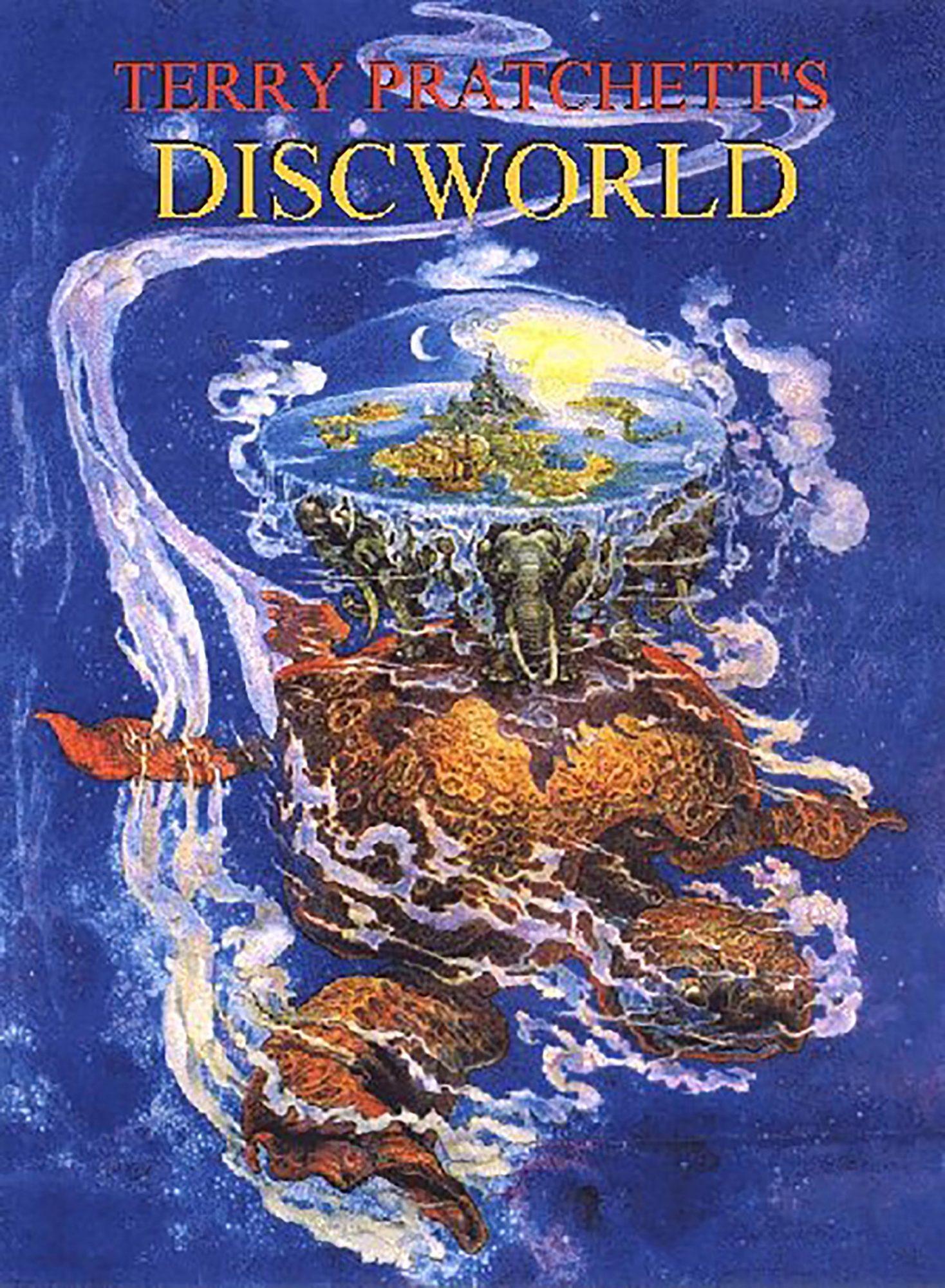 Terry Pratchett, Discworld
