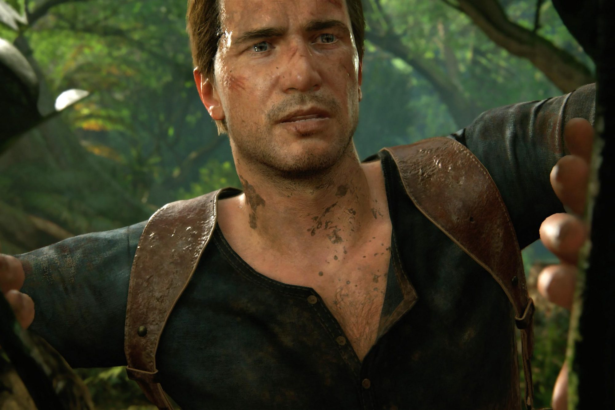 Uncharted 4Screenshots from media site CR: Sony Computer Entertainment