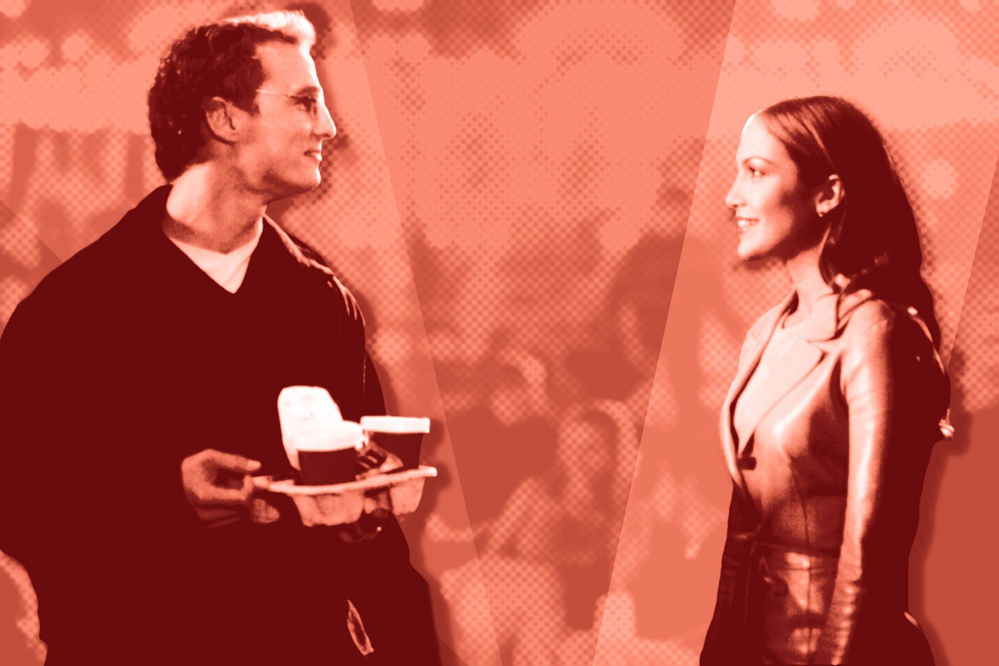 THE WEDDING PLANNER, Matthew McConaughey, Jennifer Lopez, 2001