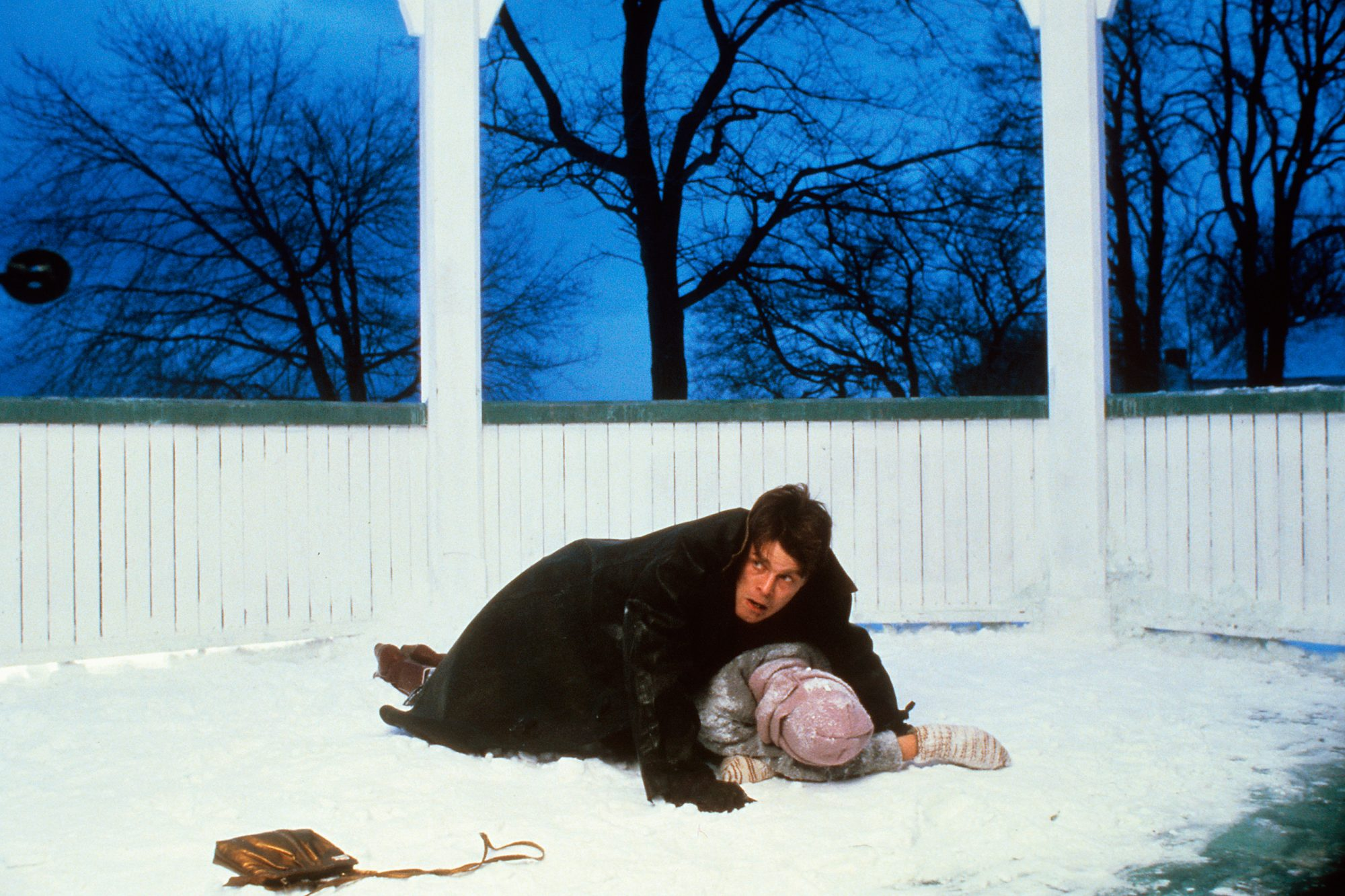 Nicholas Campbell And Roberta Weiss In 'The Dead Zone'