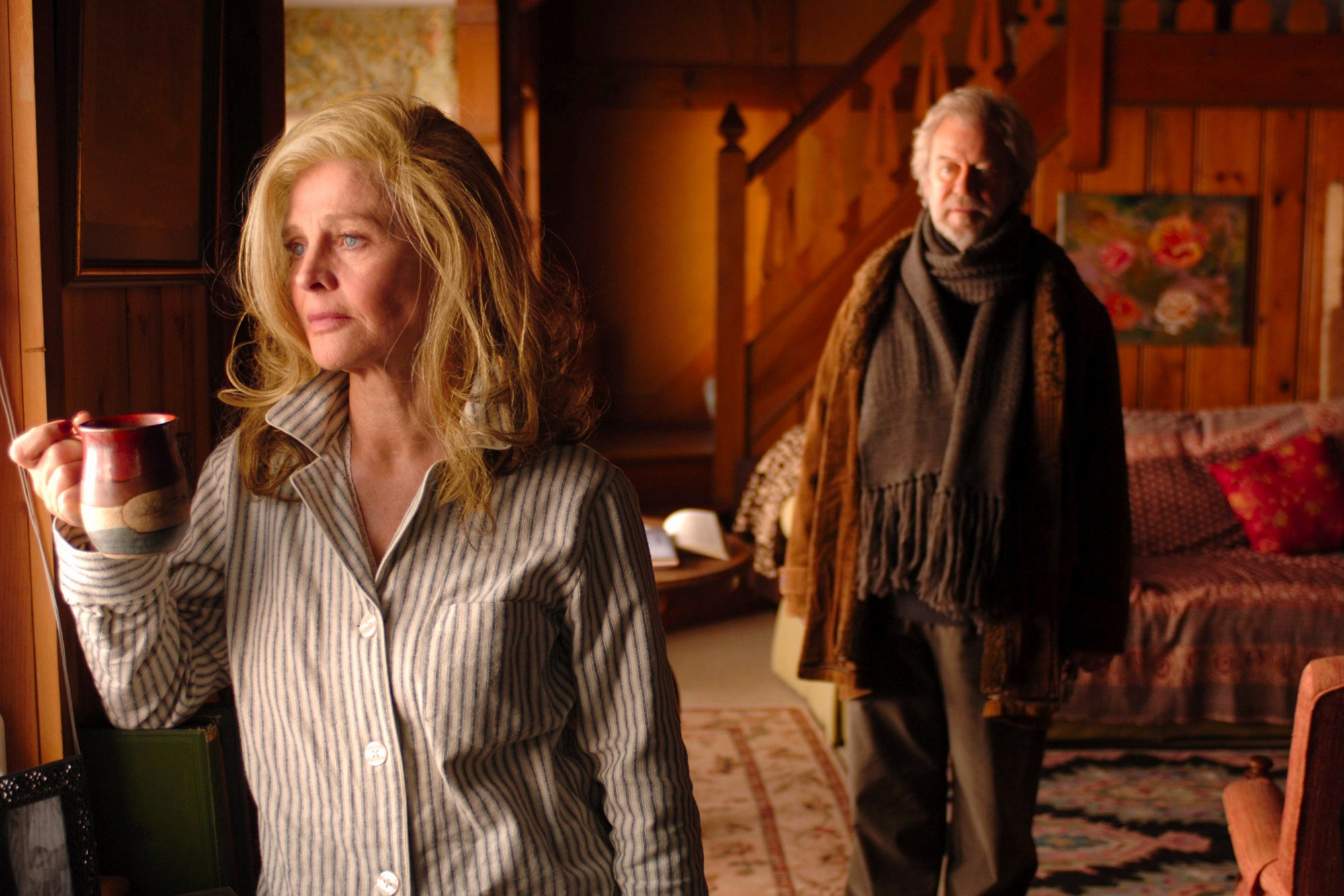 AWAY FROM HER (2007)Julie Christie and Gordon Pinsent