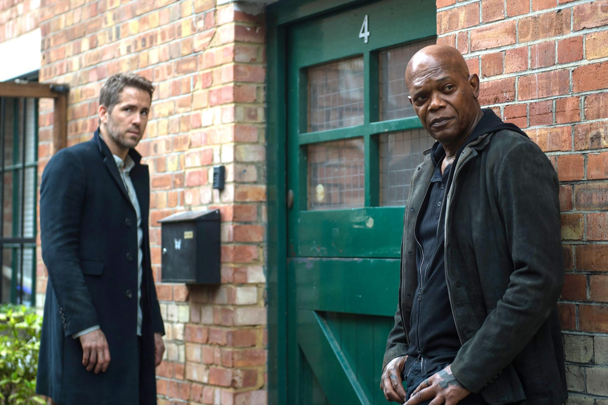 WINNER (AMONG LOSERS): The Hitman's Bodyguard