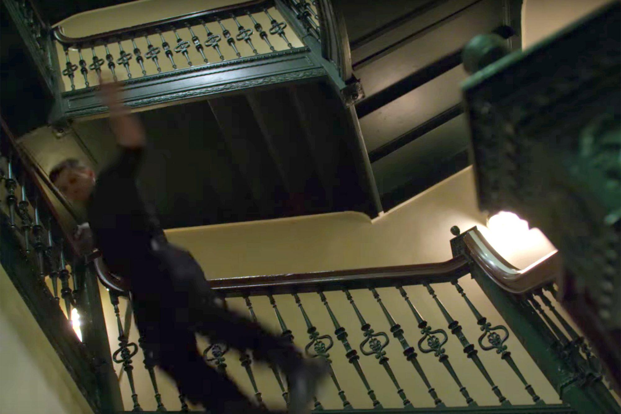 Die Hard, Frank Castle-style
