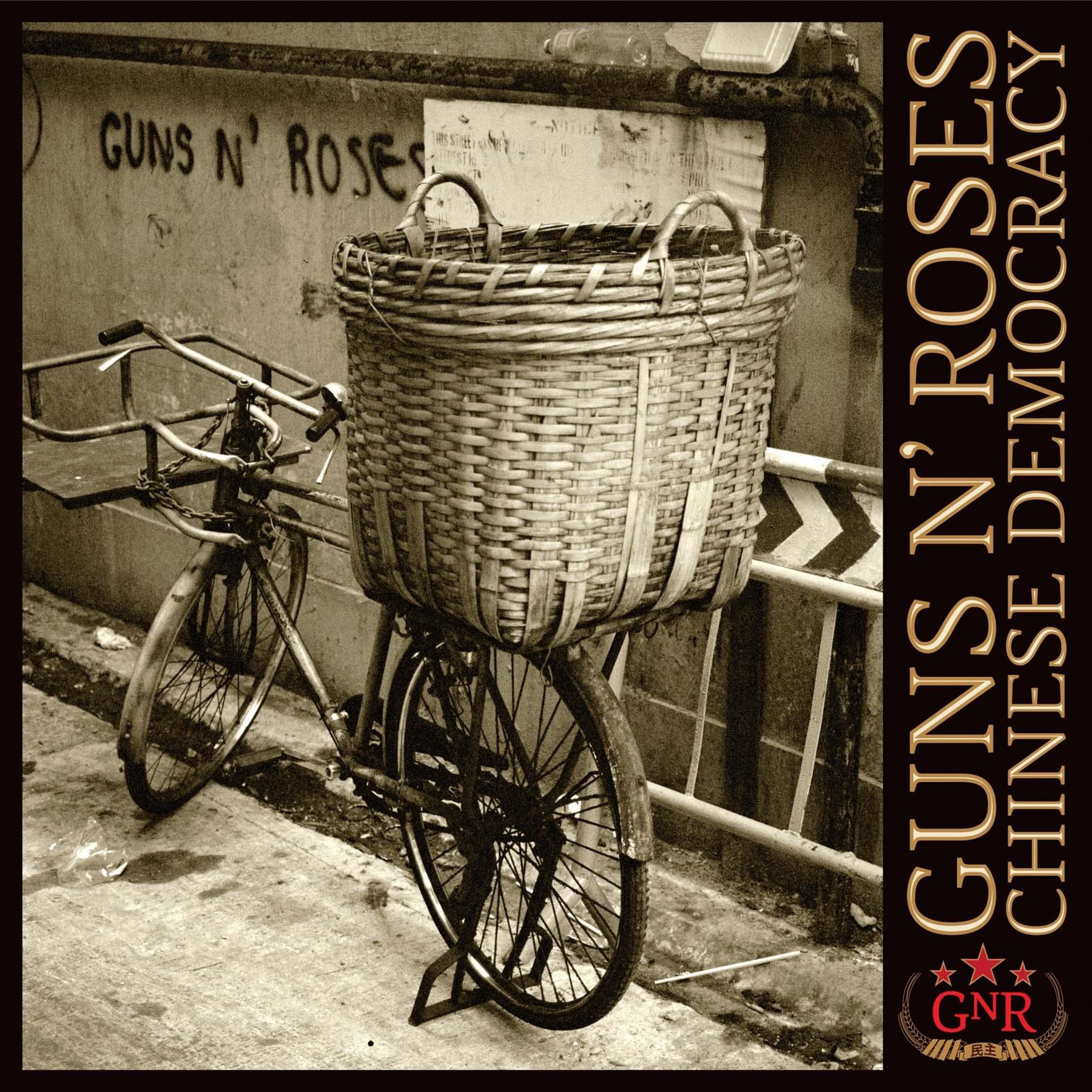 Chinese DemocracyGuns N' Roses Label: Geffen