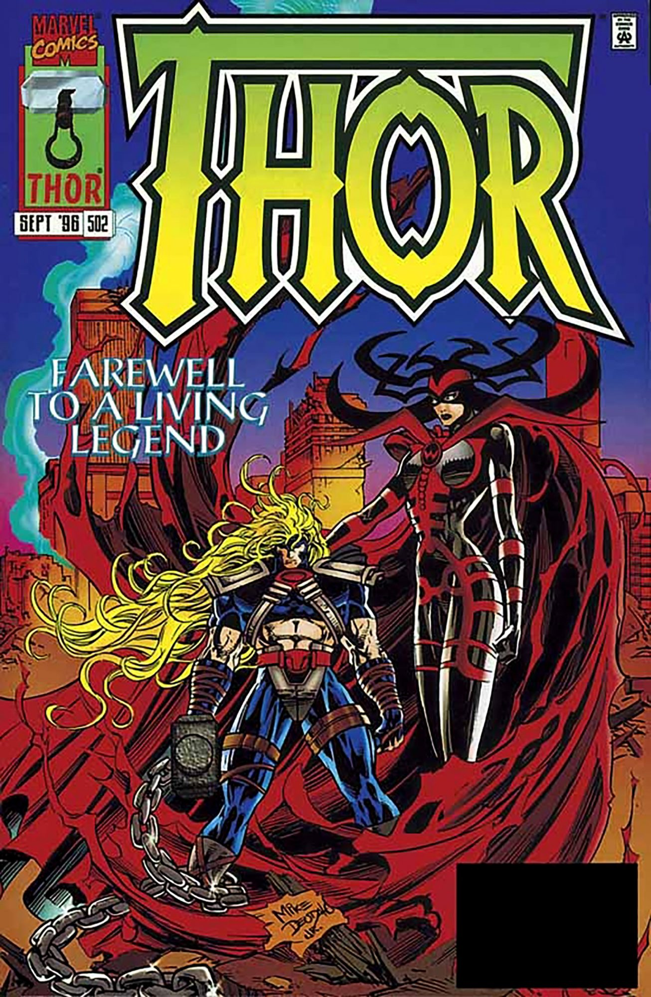 Glam Thor