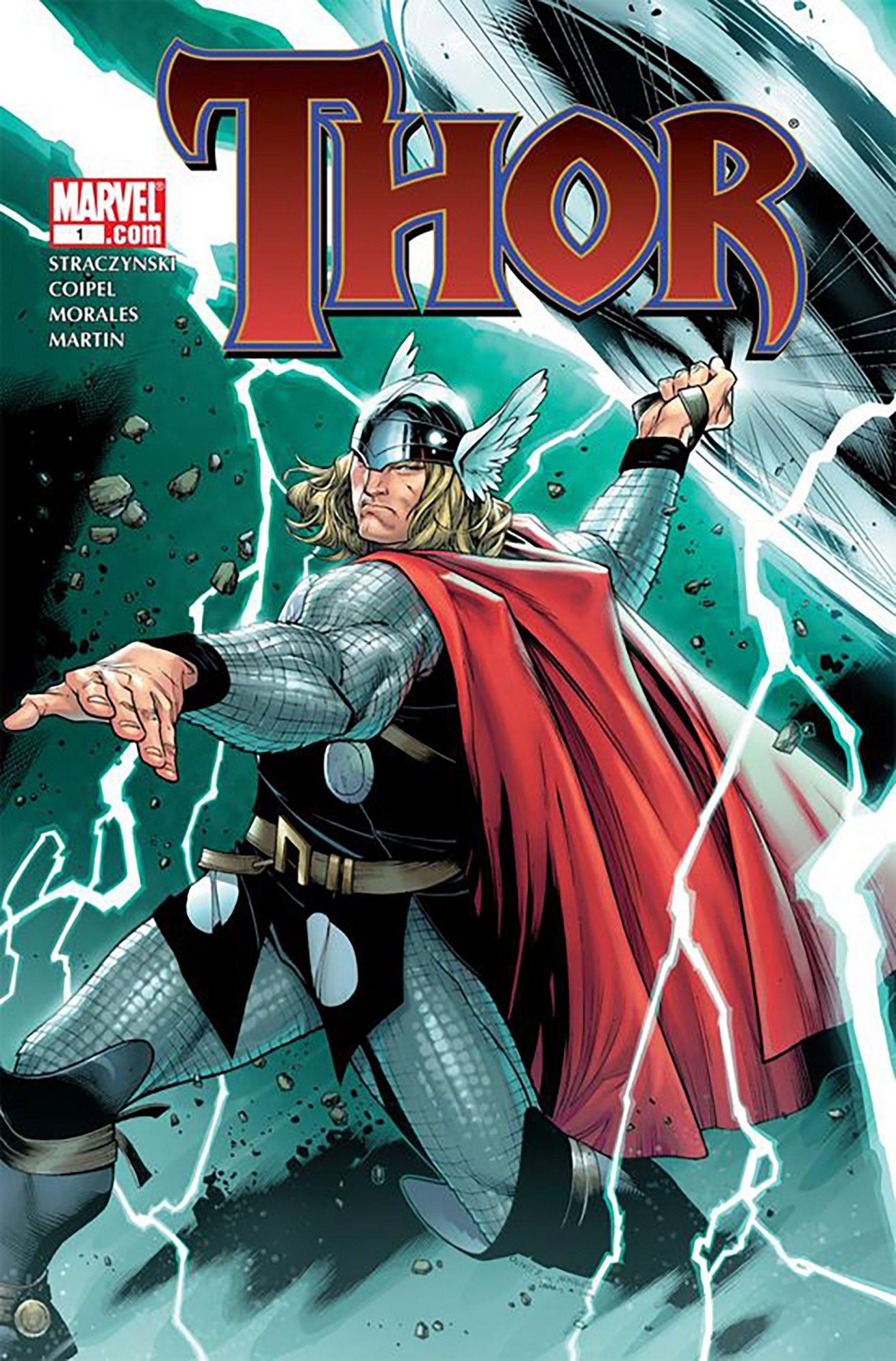 Thor #1(2007)