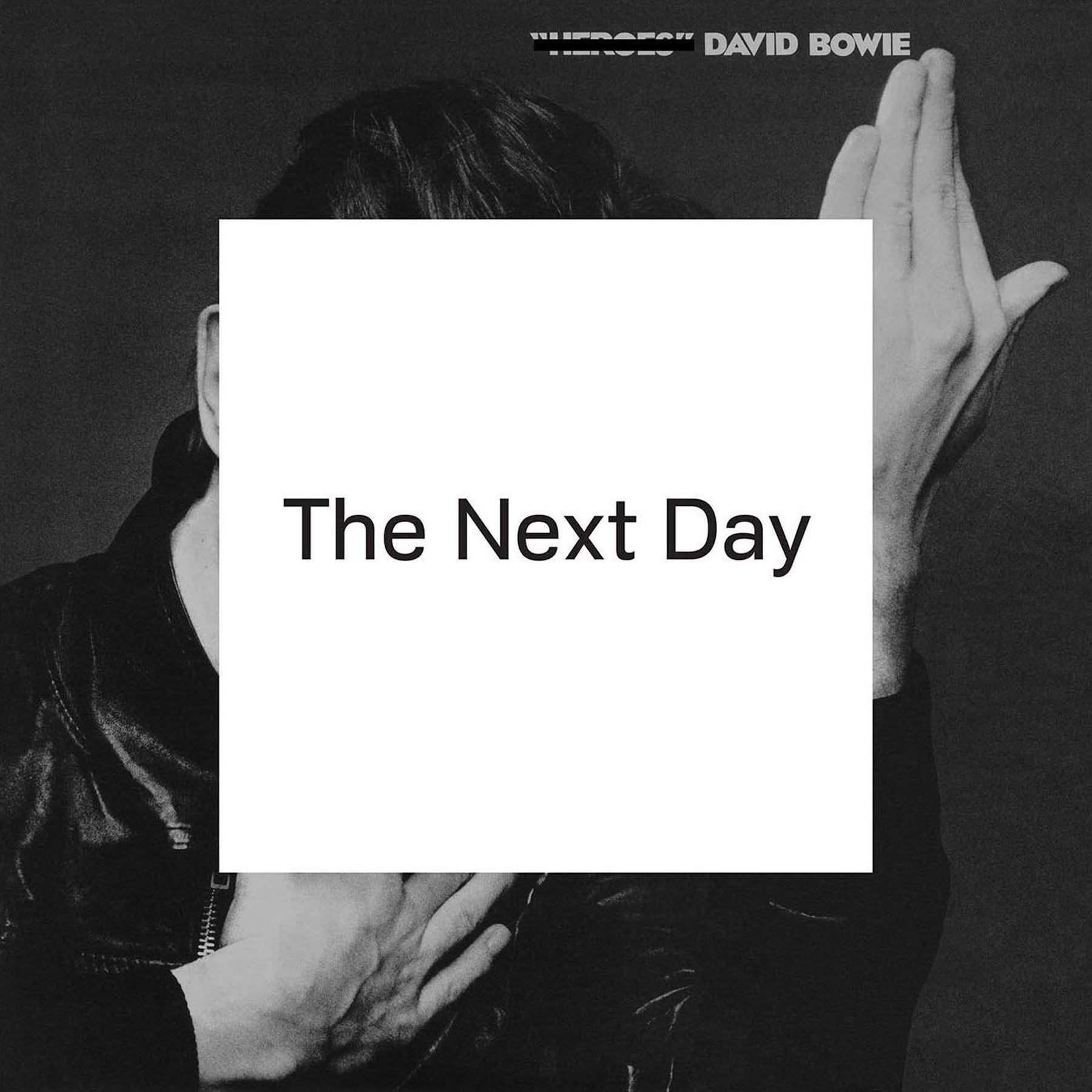 The Next DayDavid Bowie Label: Sony Legacy