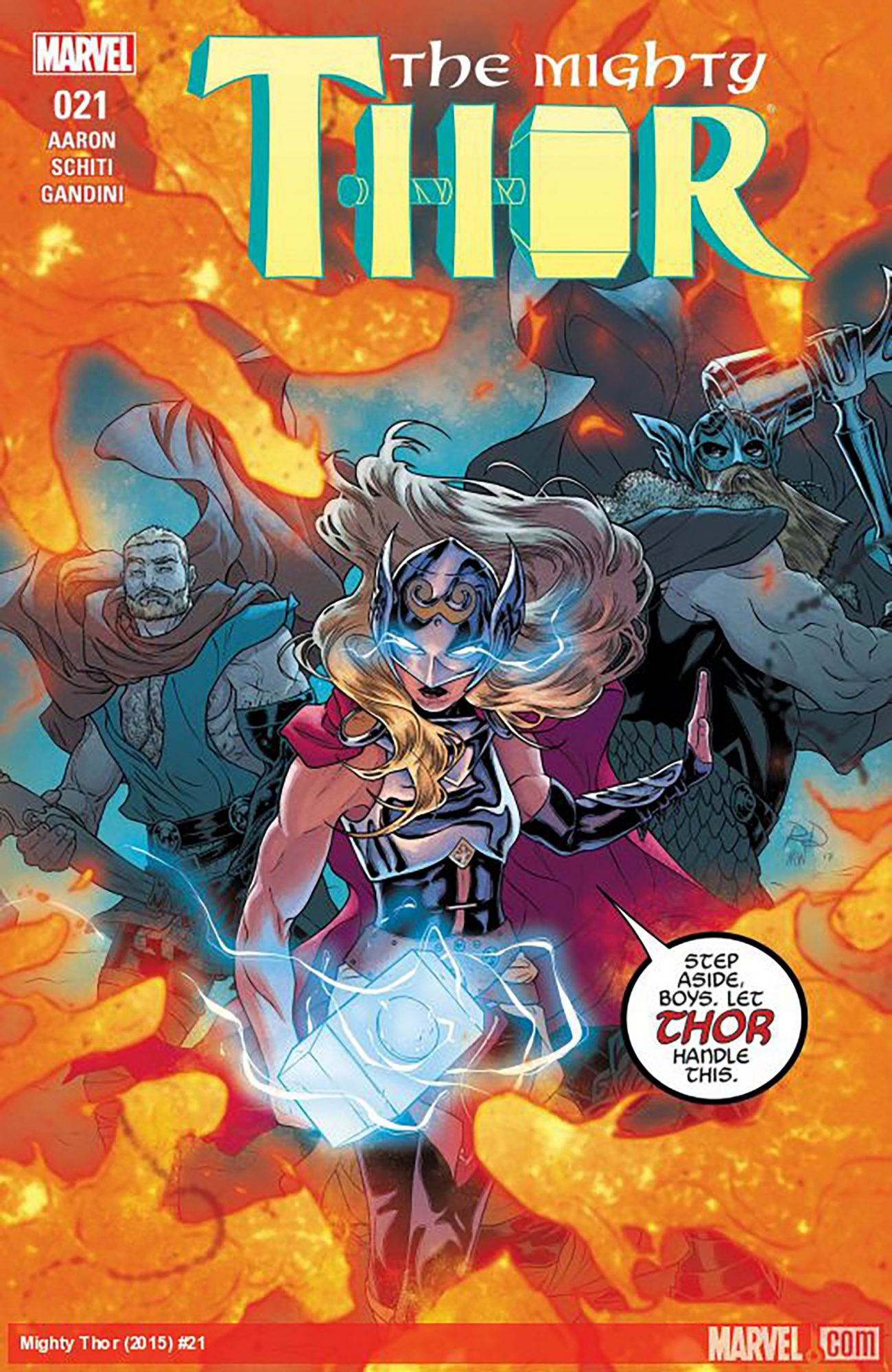 Female Thor (2014)