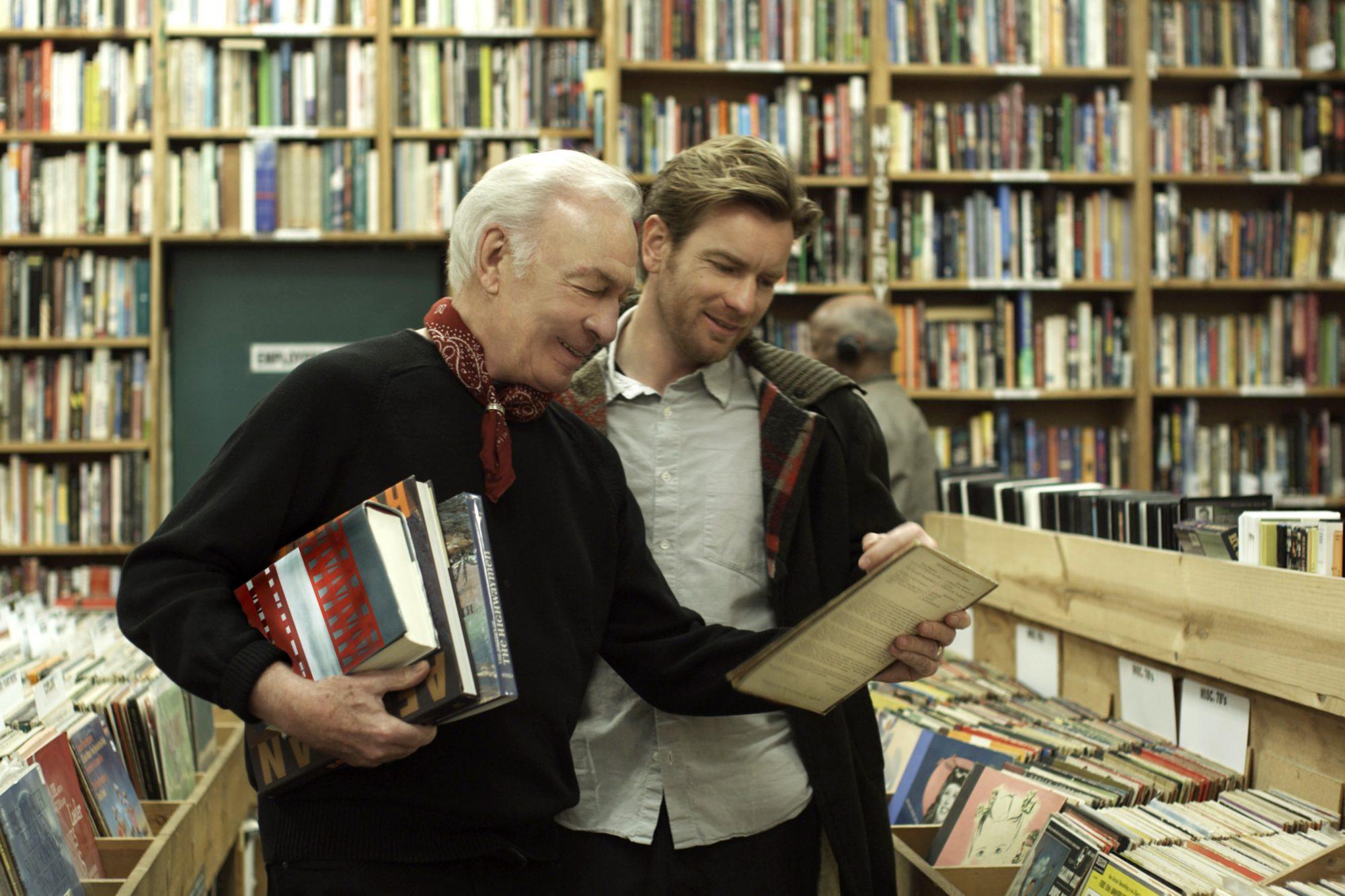 Beginners (2011)Christopher Plummer (left) and Ewan McGregor (right)