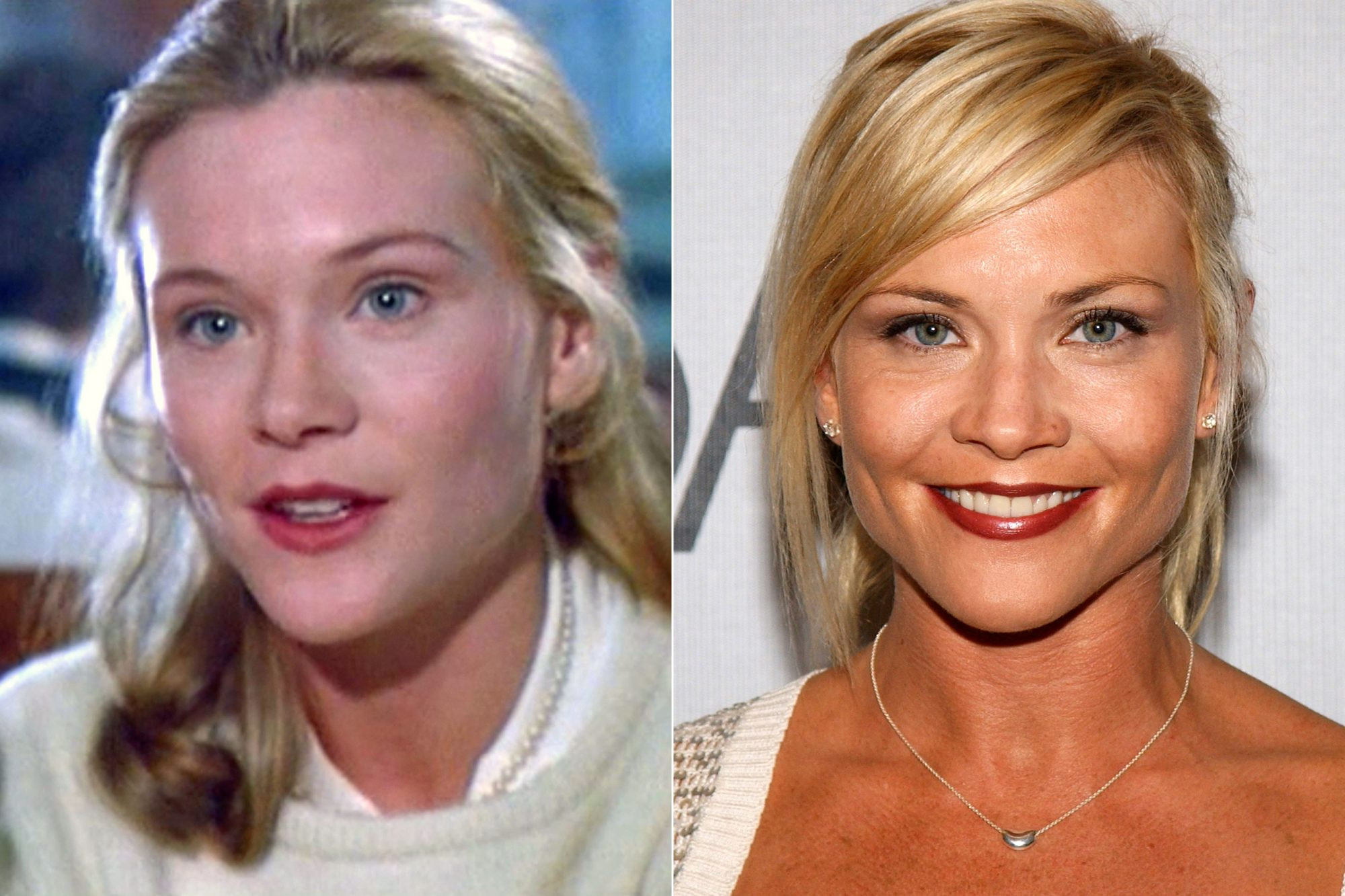 Amy Locane (Sally Wheeler)