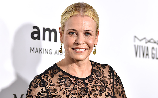 ALL CROPS: AP_462609832350.jpg Chelsea Handler arrives at the amfAR Inspiration Gala Los Angeles at Milk Studios on Thursday, Oct. 27, 2016. (Photo by Jordan Strauss/Invision/AP)