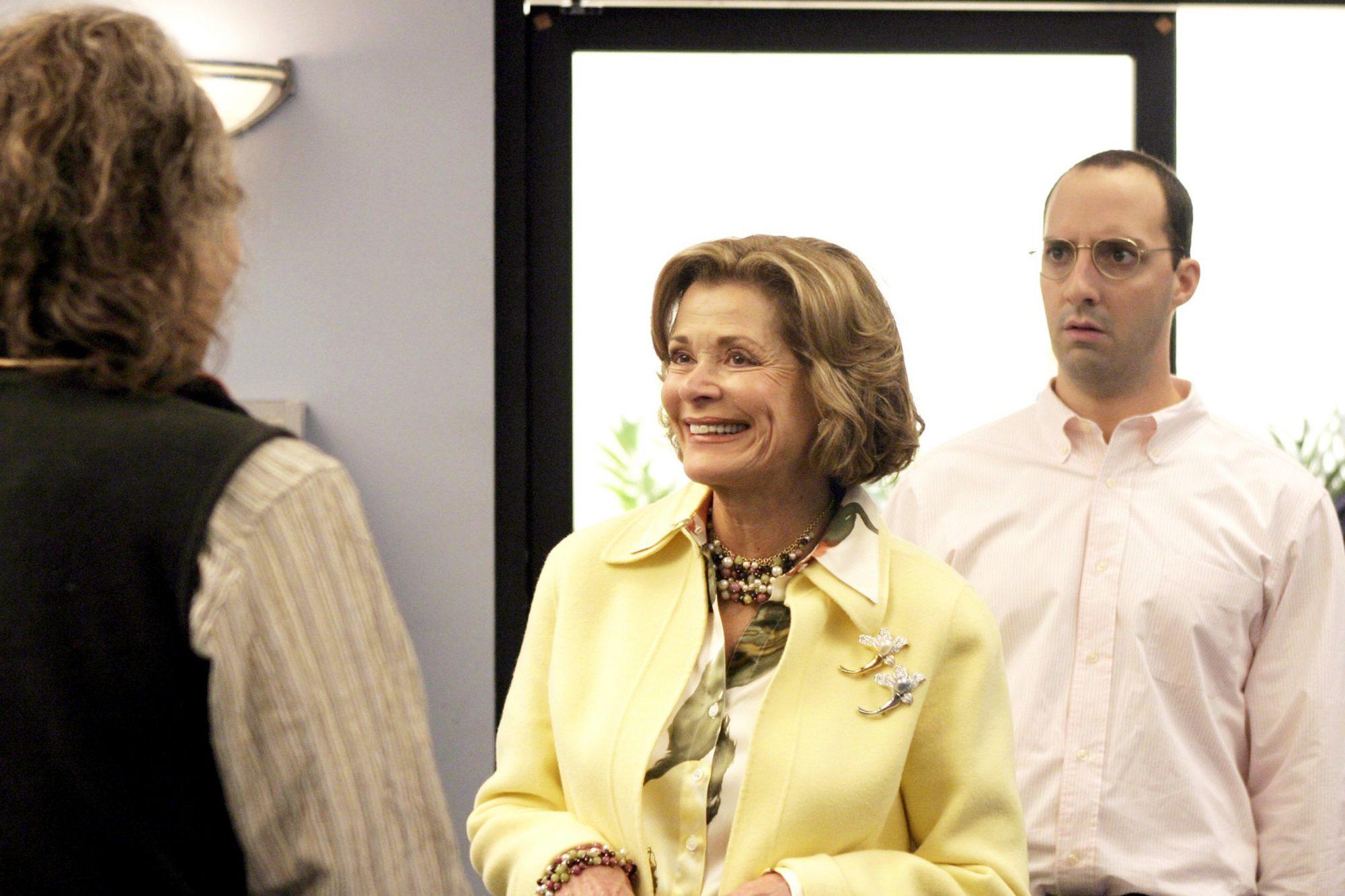 ARRESTED DEVELOPMENT, Jeffrey Tambor, Jessica Walter, Tony Hale, 'The One Where Michael Leaves', (Se