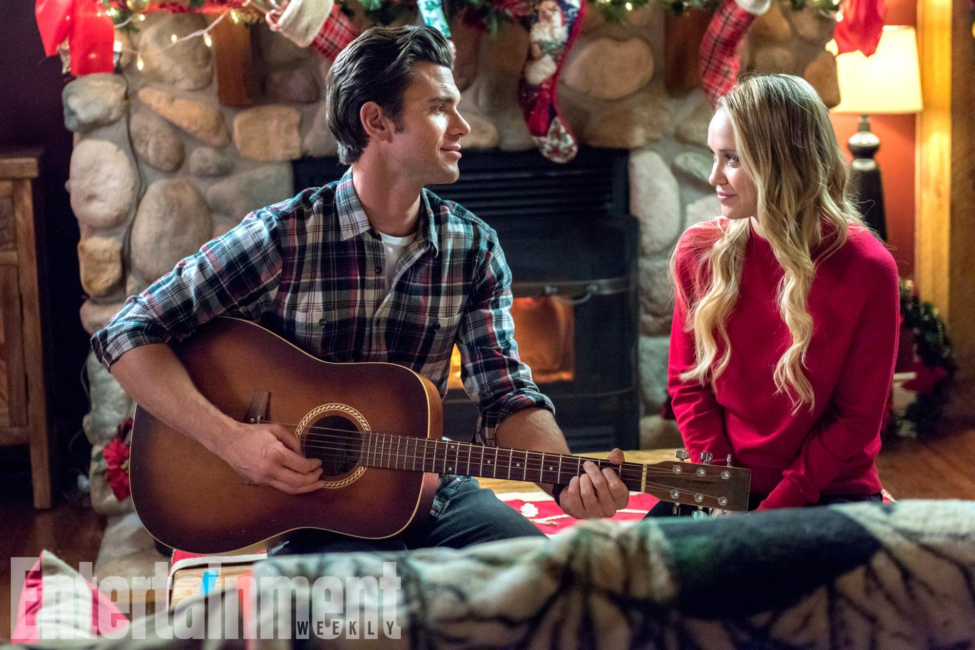 A Song for Christmas CR: Christos Kalohoridis/Hallmark
