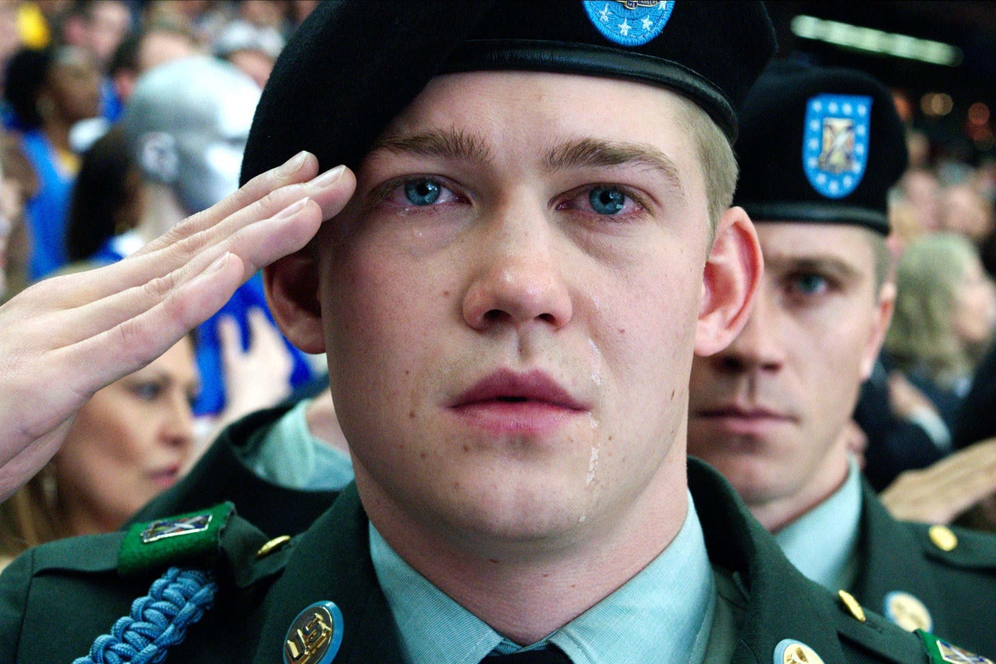 BILLY LYNN'S LONG HALFTIME WALK (2016)Billy Lynn (Joe Alwyn)