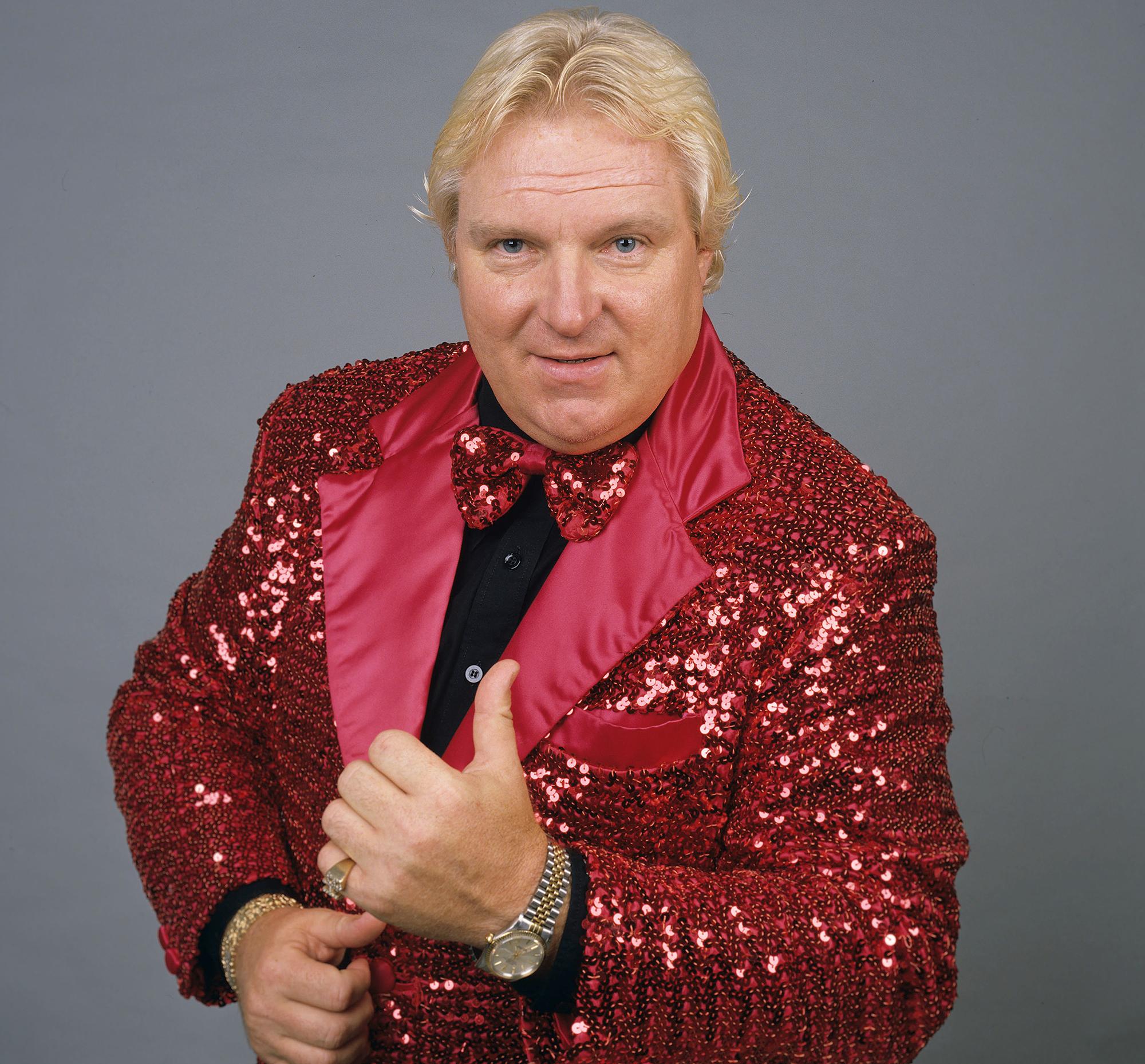 Bobby HeenanCredit: Courtesy WWE