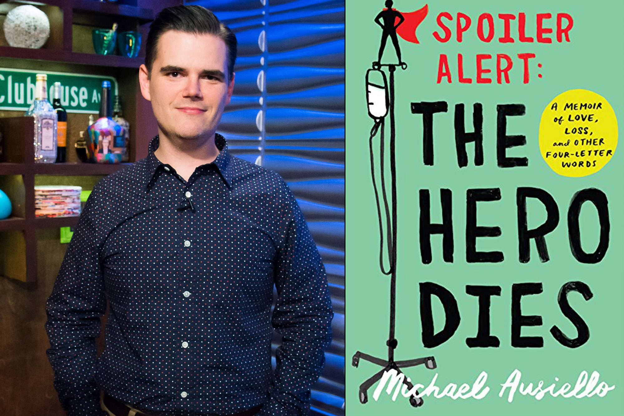 Spoiler Alert: The Hero Diesby Michael Ausiello