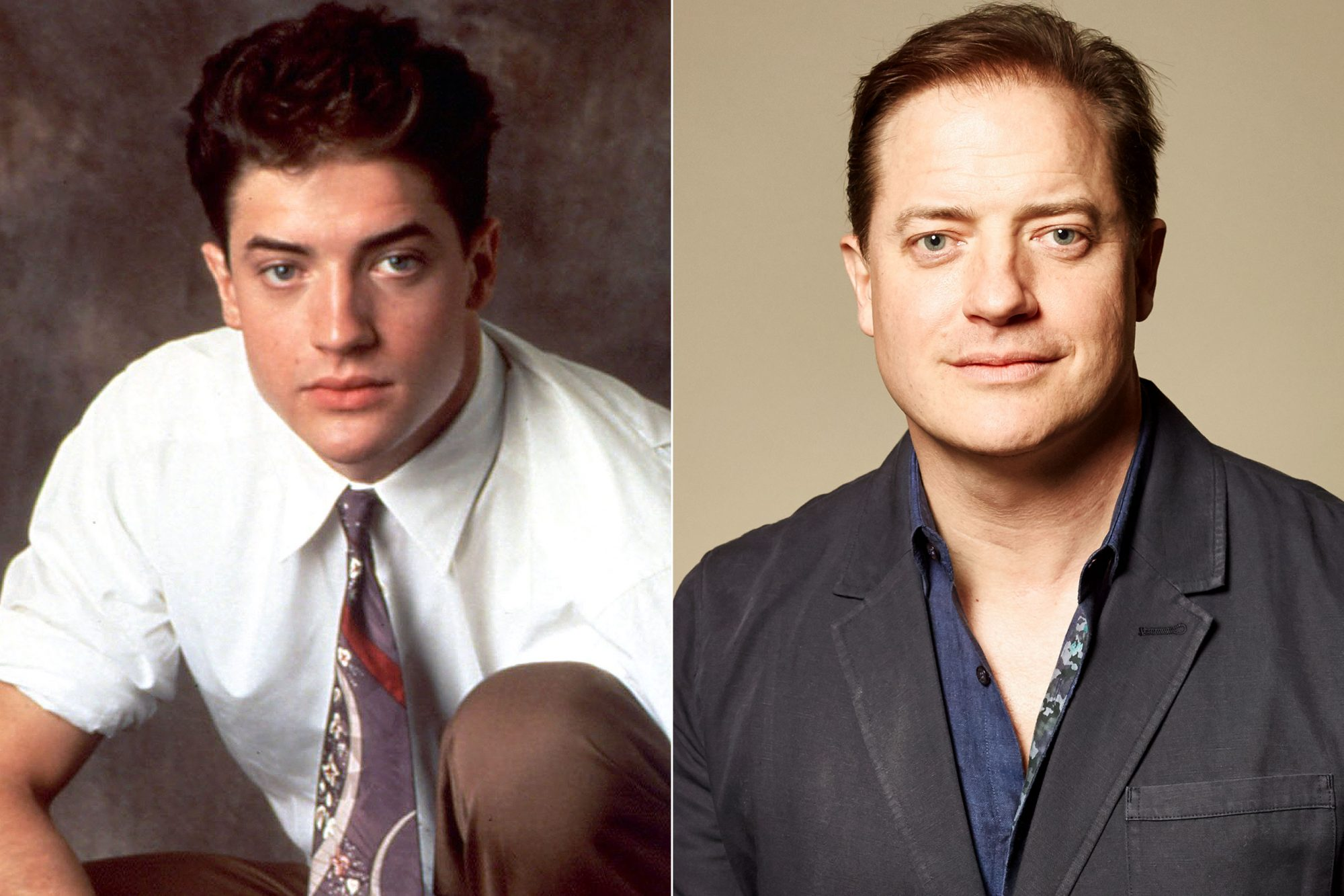 Brendan Fraser (David Greene)