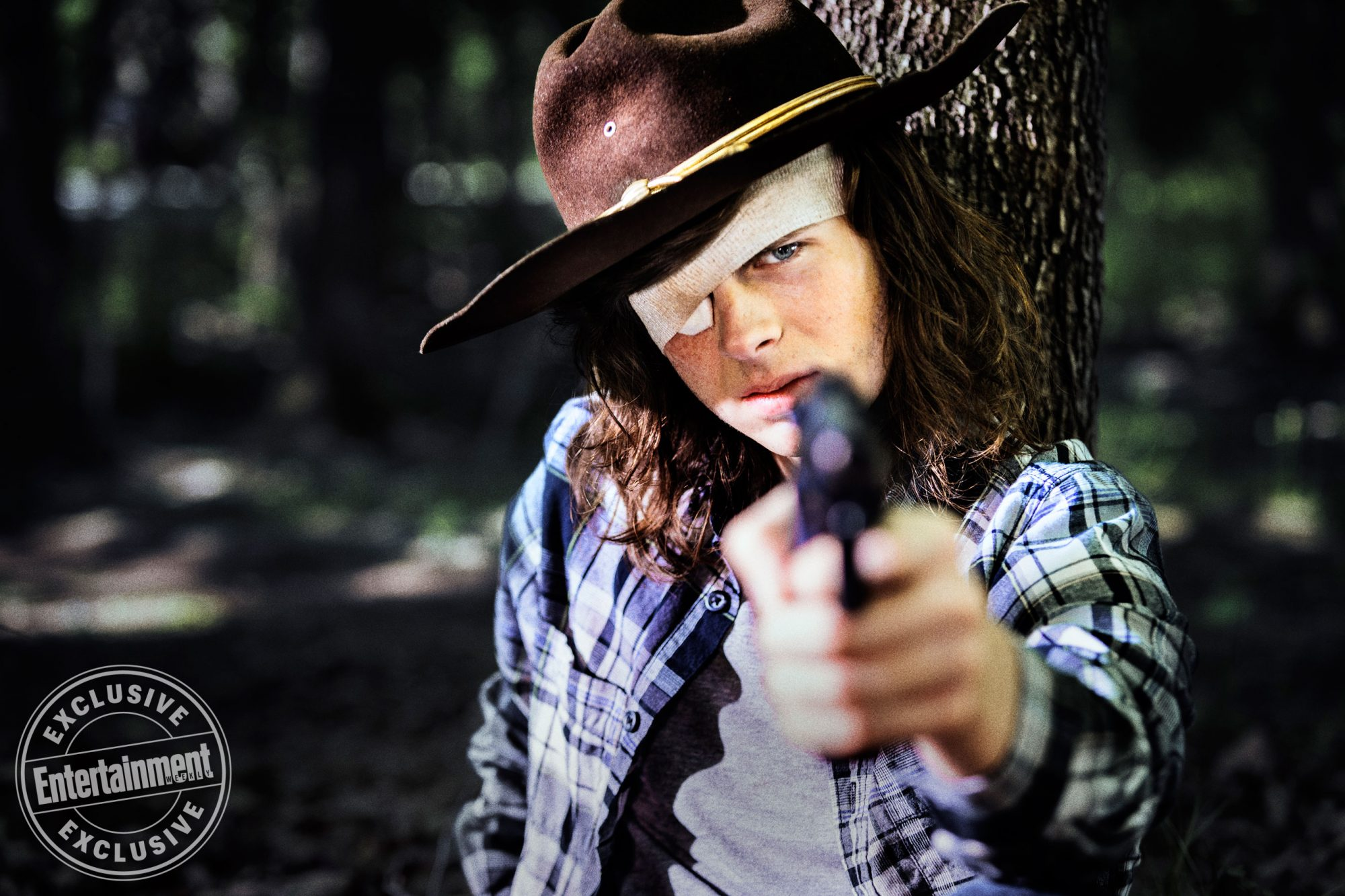 Chandler-Riggs-as-Carl-Grimes --The-Walking-Dead-_-Season-8,-Gallery---Photo-Credit-Alan-Clarke,-AMC
