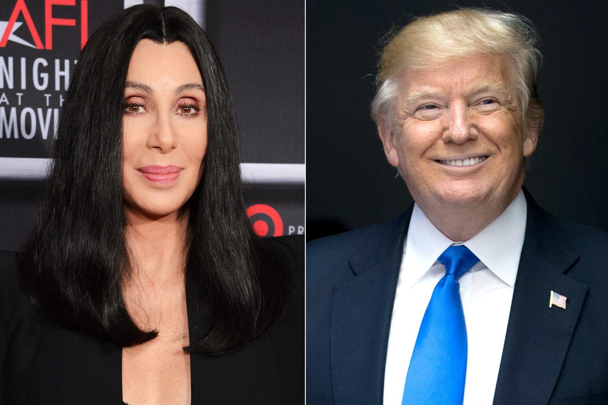 Cher / Donald Trump