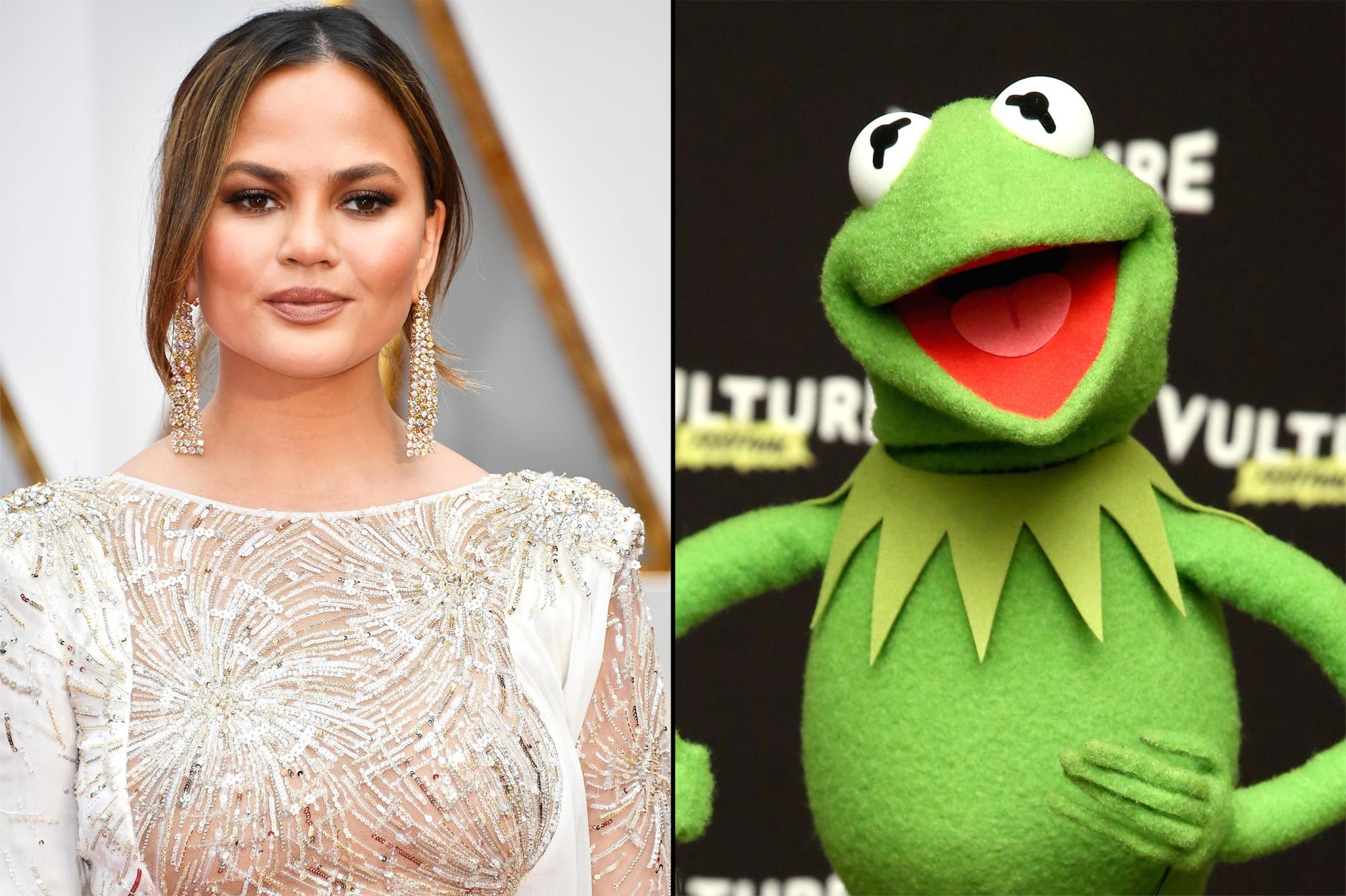 CHRISSY-TEIGEN-KERMIT-THE-FROG