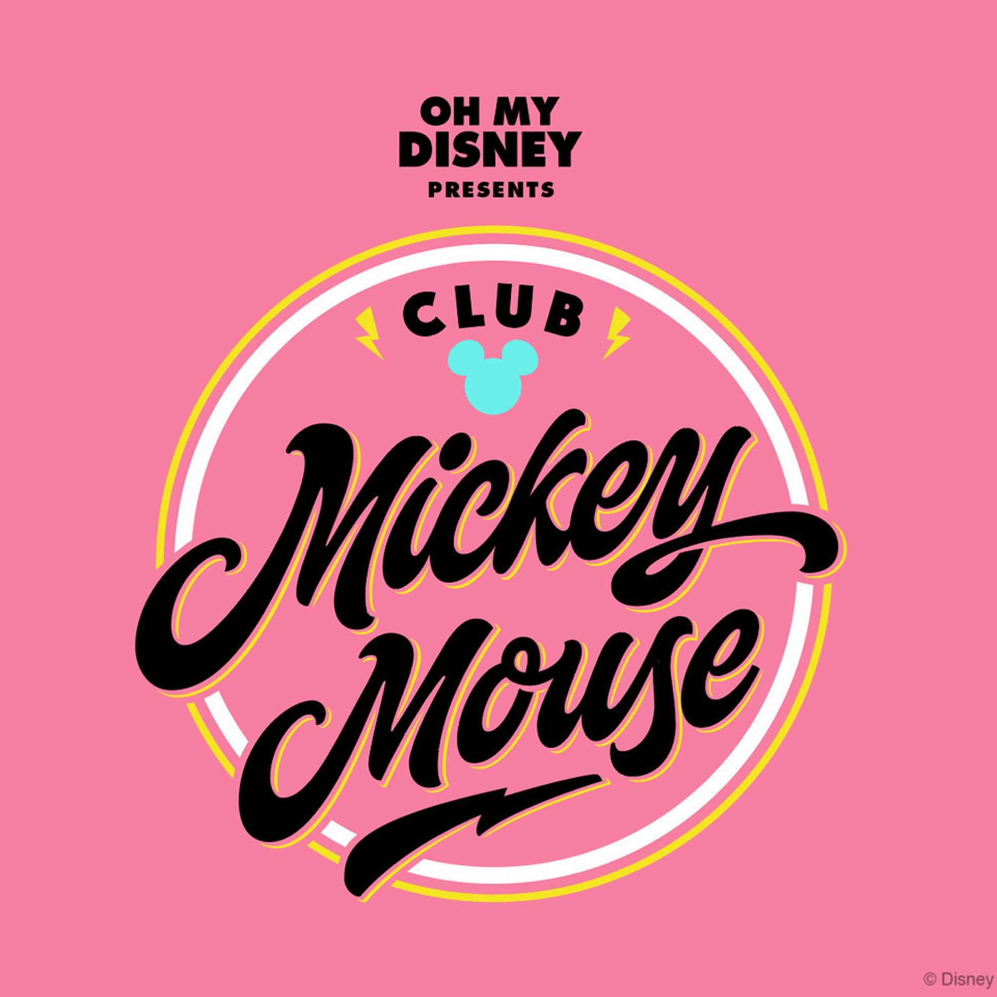 Club Mickey Mouse Cover Art. Photo courtesy of Disney Digital Network.