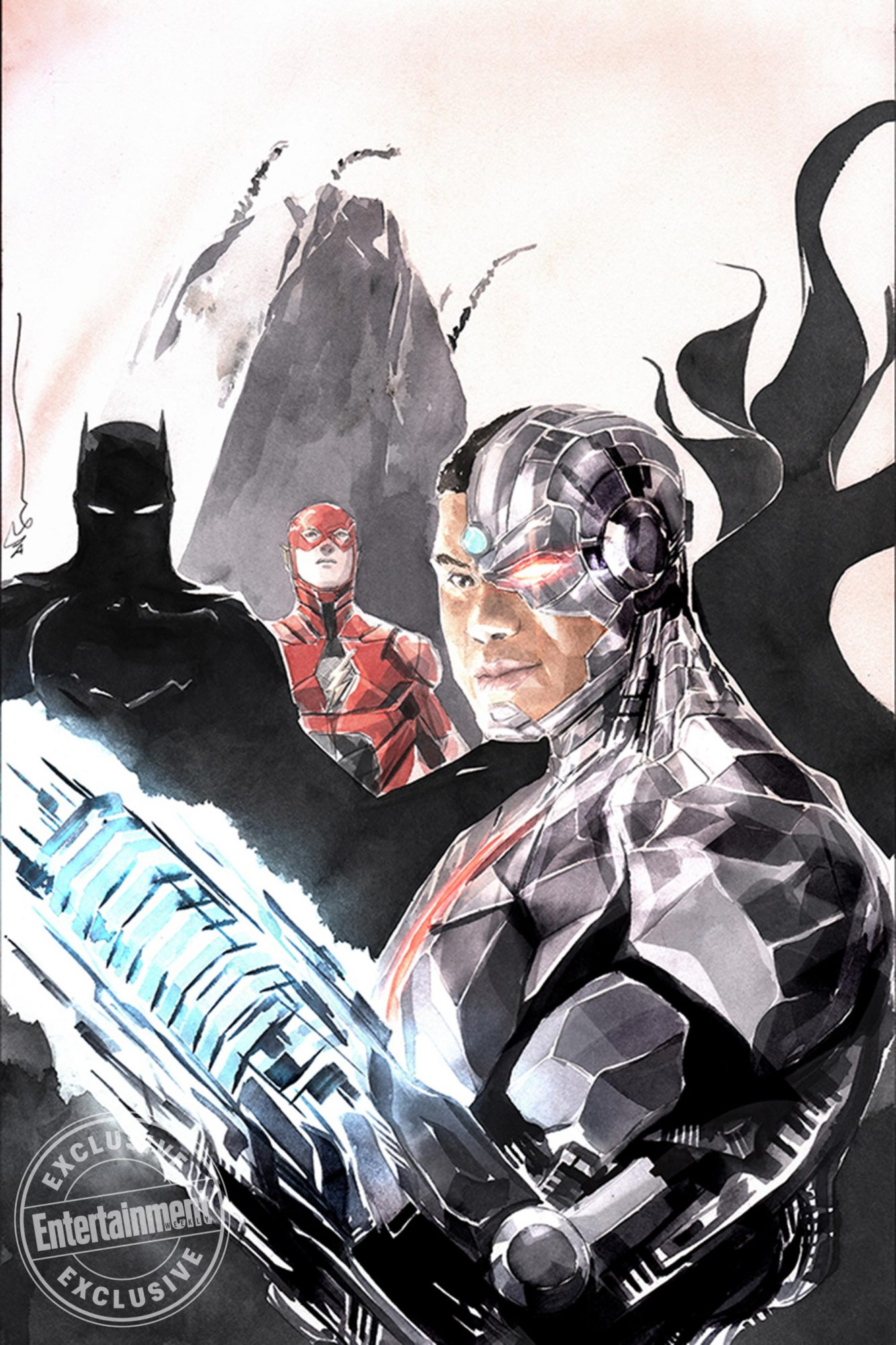 Cyborg#18 Justice League takes over DC comics CR: DC Comics