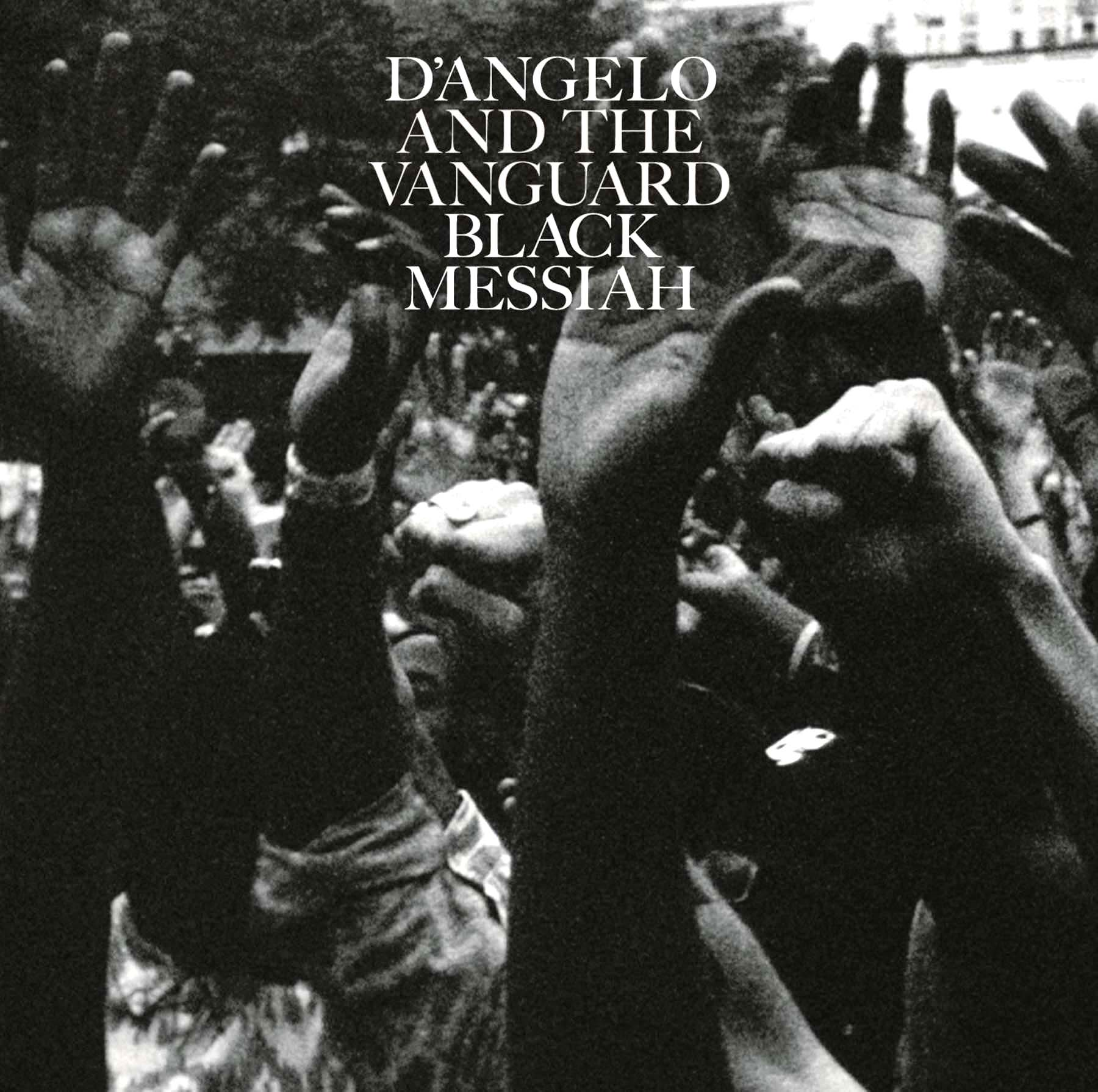 Black MessiahD'Angelo D'Angelo And The VanguardLabel: Sony Legacy