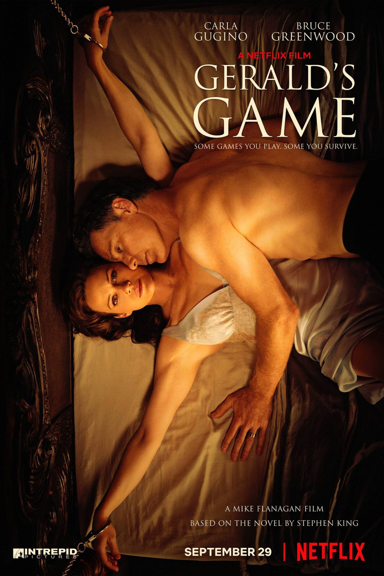 Gerald's Game, poster