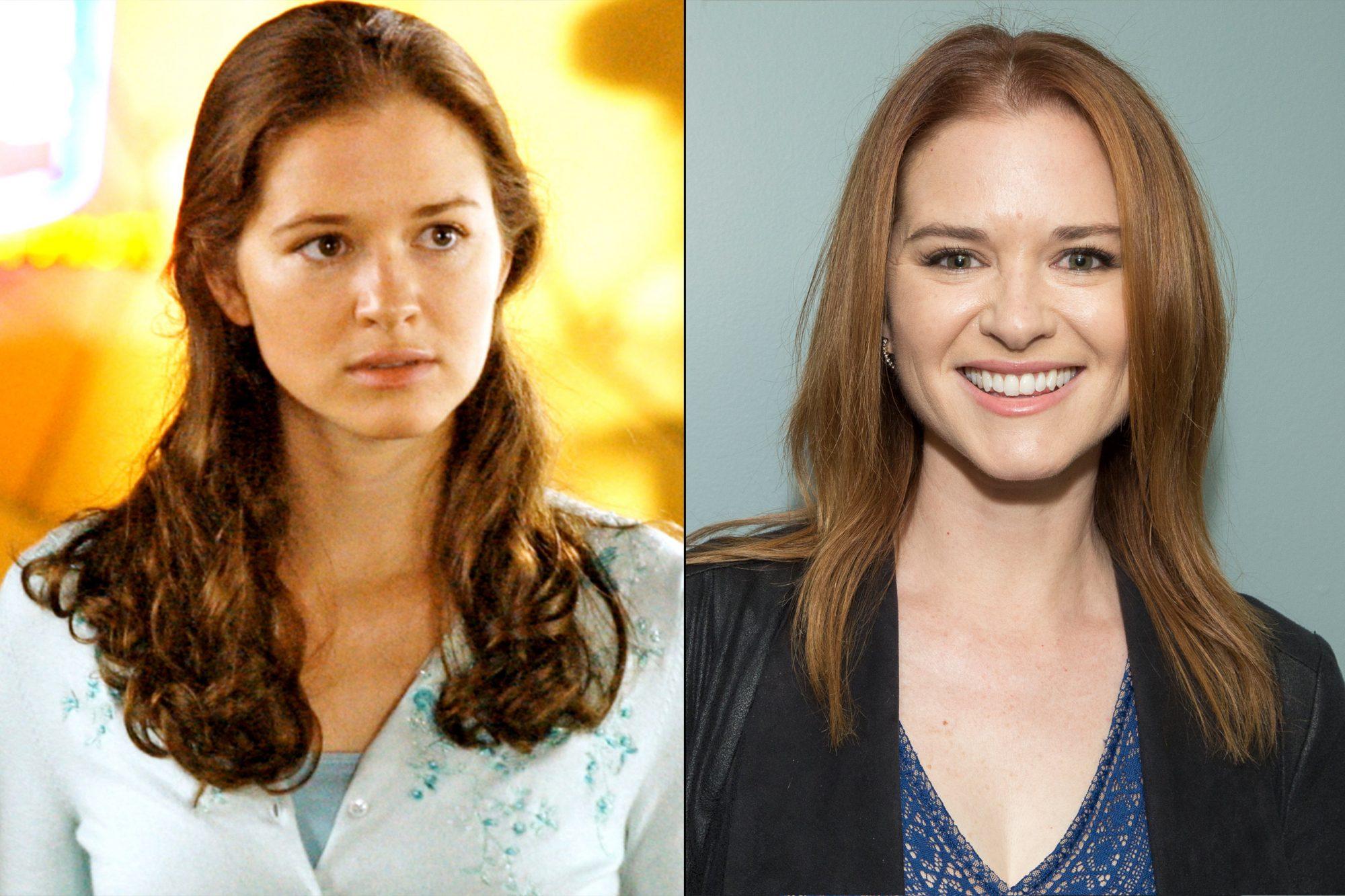 Sarah Drew (Hannah Rogers)