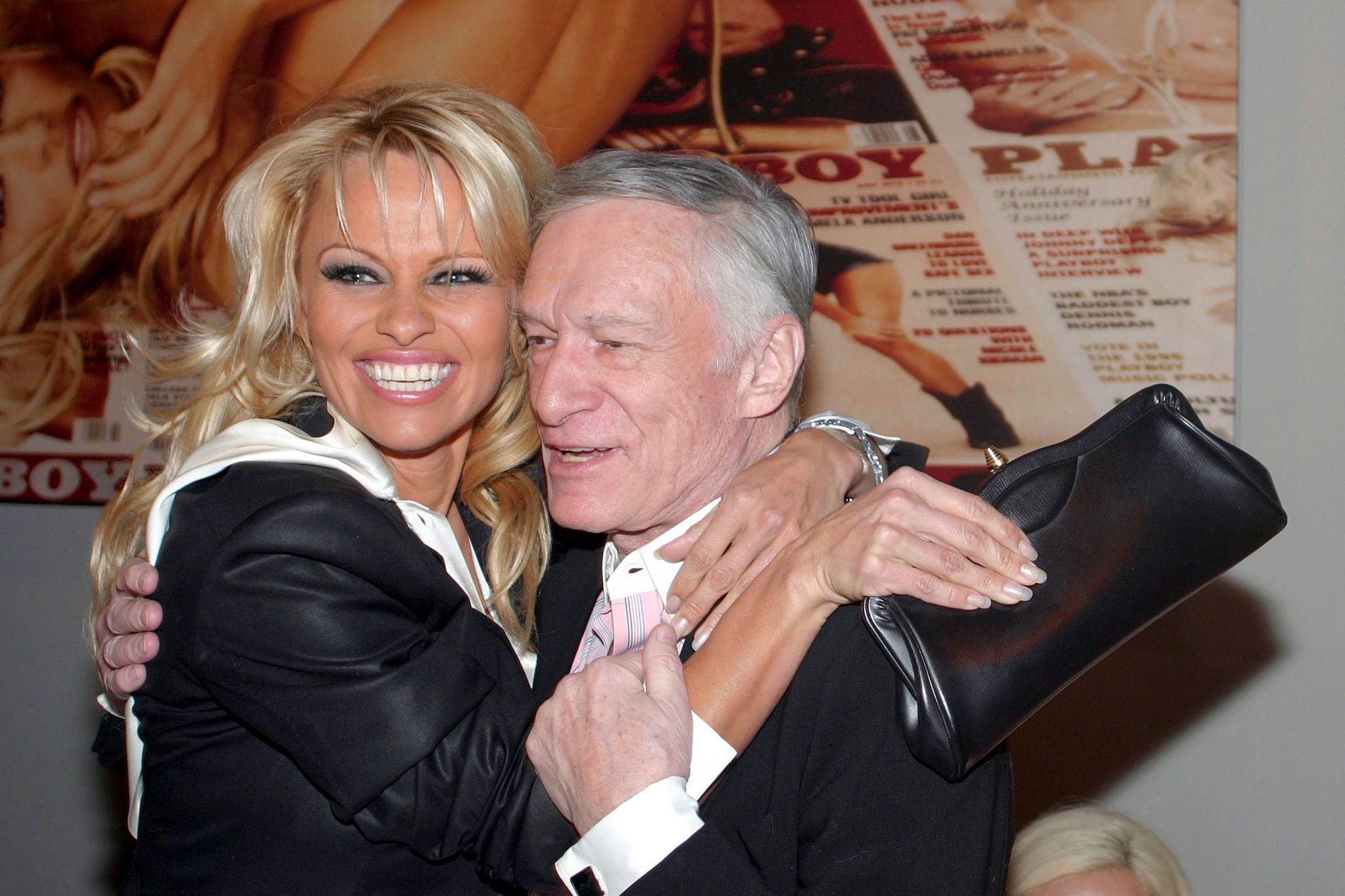 Hugh Hefner and International Images Launch the Playboy Legacy Collection