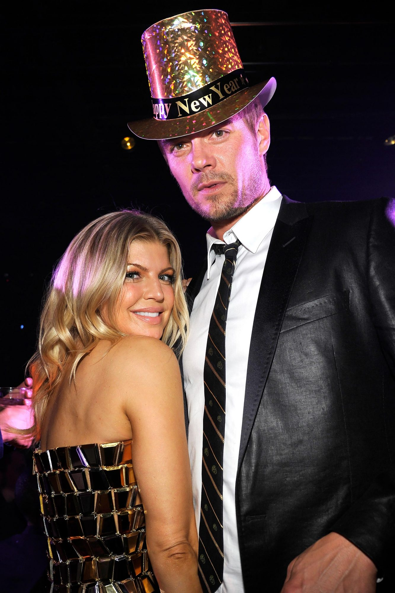 Fergie Hosts New Year's Eve Bash At The Premiere Of 1 OAK Las Vegas At The Mirage