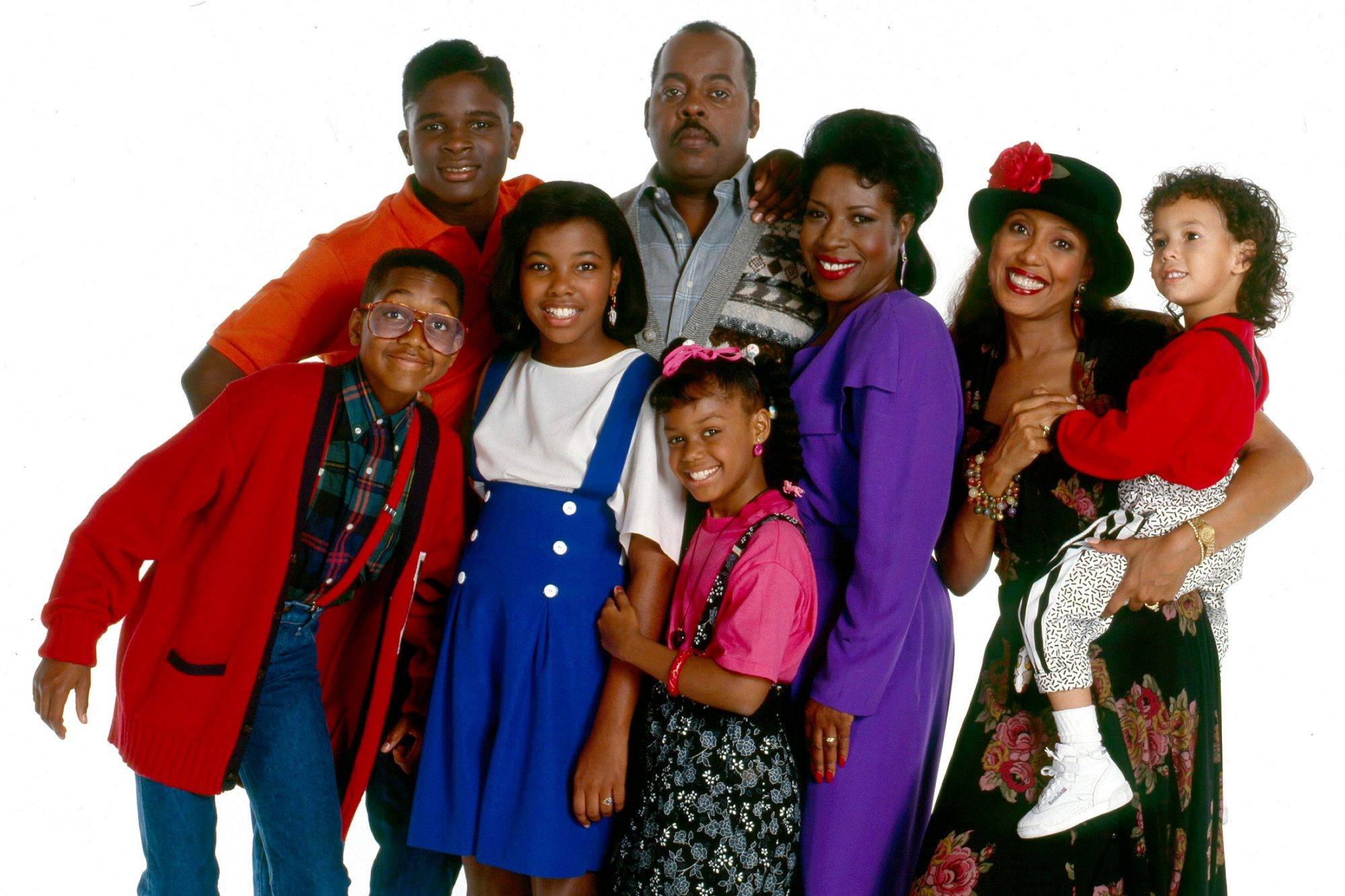 JALEEL WHITE;DARIUS MCCRARY;KELLIE SHANYGNE WILLIAMS;REGINALD VELJOHNSON;JAIMEE FOXWORTH;JOMARIE PAYTON;TELMA HOPKINS;BRYTON JAMES