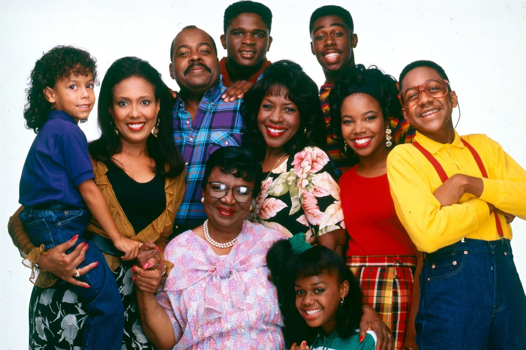 BRYTON JAMES;TELMA HOPKINS;REGINALD VELJOHNSON;ROSETTA LENOIRE;DARIUS MCCRARY;JOMARIE PAYTON;JAIMEE FOXWORTH;SHAWN HARRISON;KELLIE SHANYGNE WILLIAMS;JALEEL WHITE