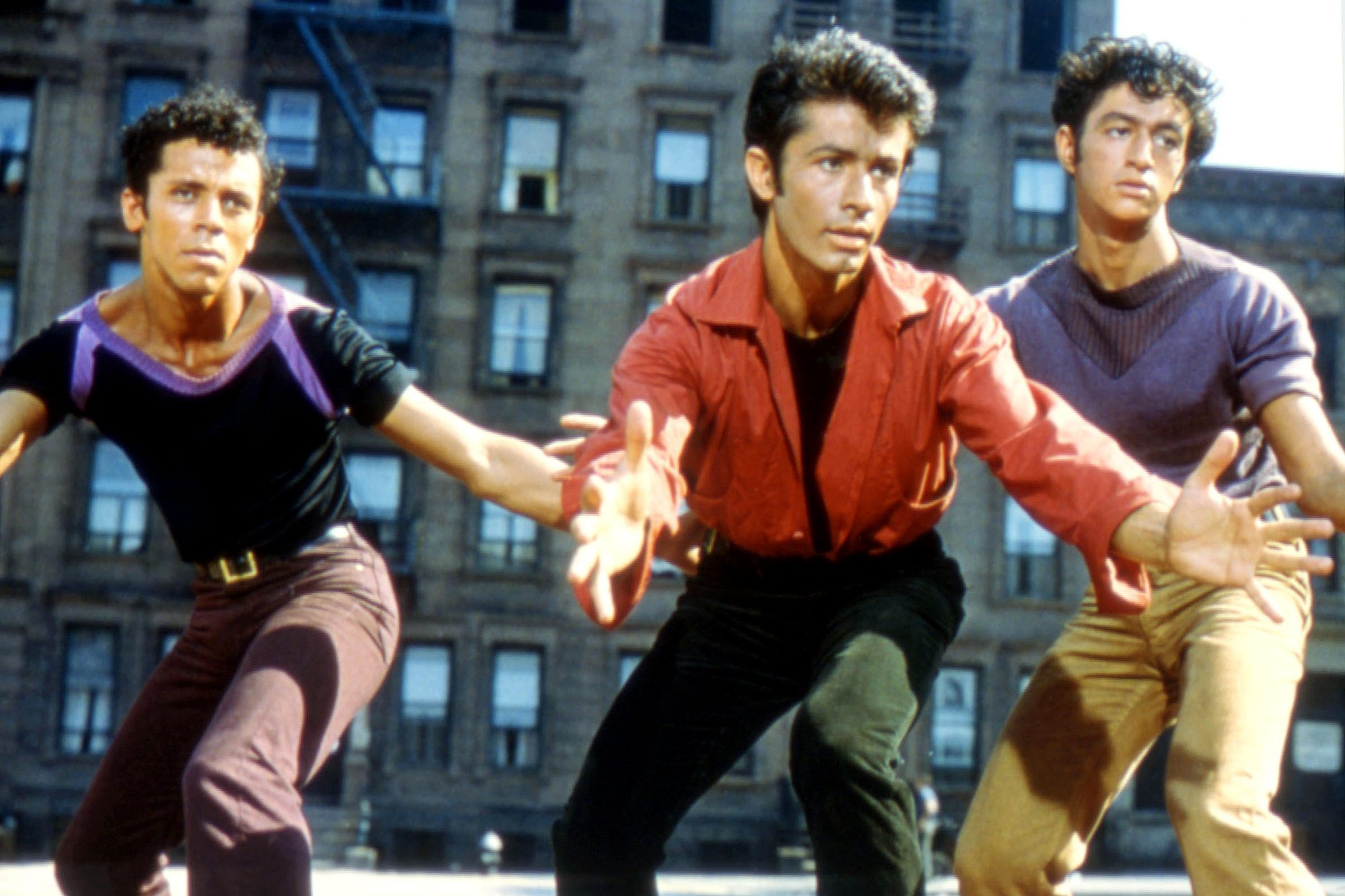 The Sharks, West Side Story