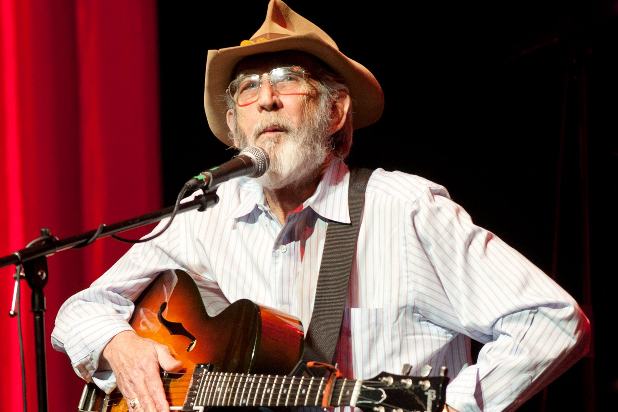 Don Williams Performs In Birmingham