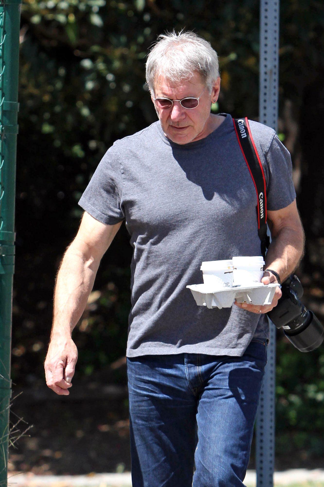 Celebrity Sightings In Los Angeles - May 11, 2013