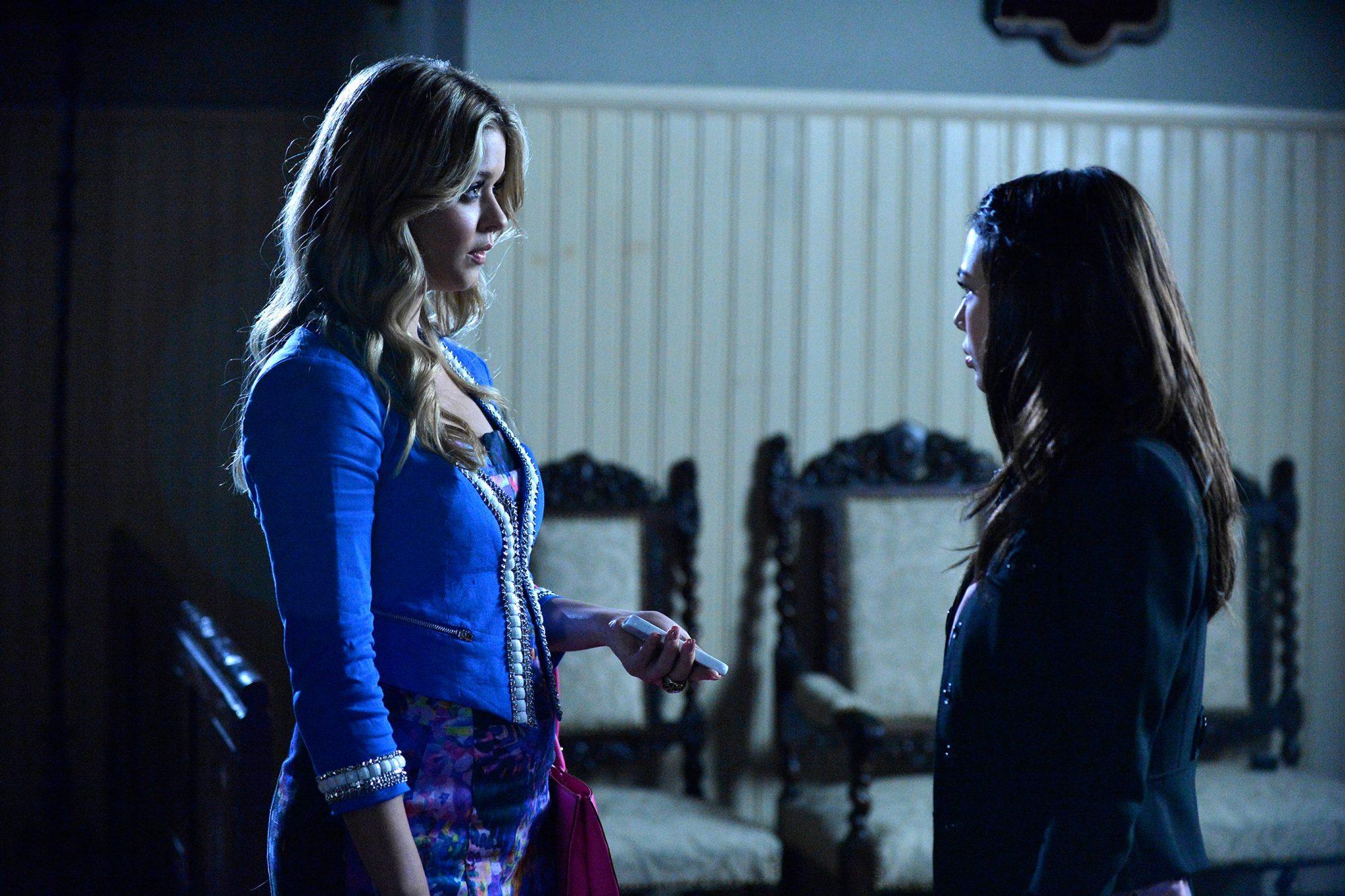 "ABC Family's ""Pretty Little Liars"" - Season Five"