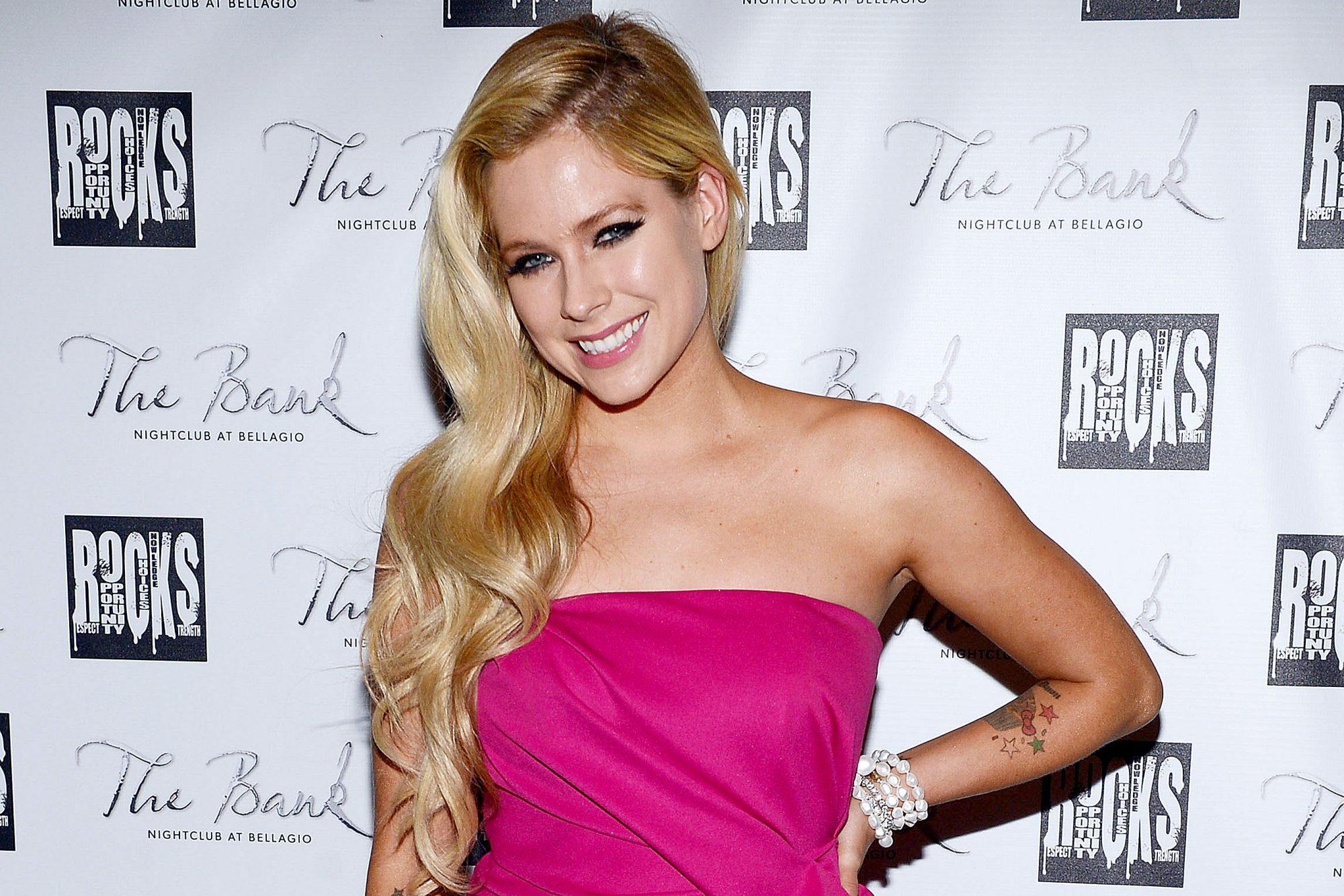 Avril Lavigne Celebrates 30th Birthday