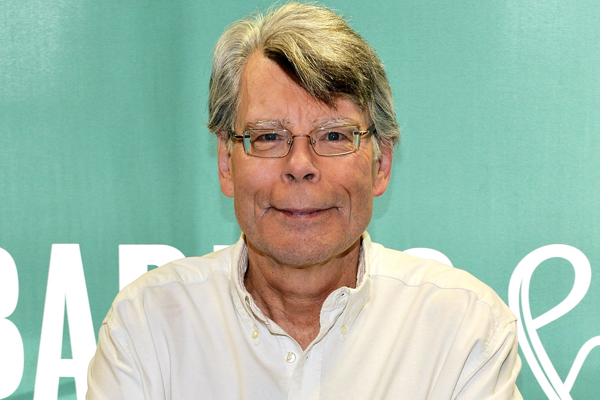 """Stephen King Signs Copies Of His Book """"Revival"""""""
