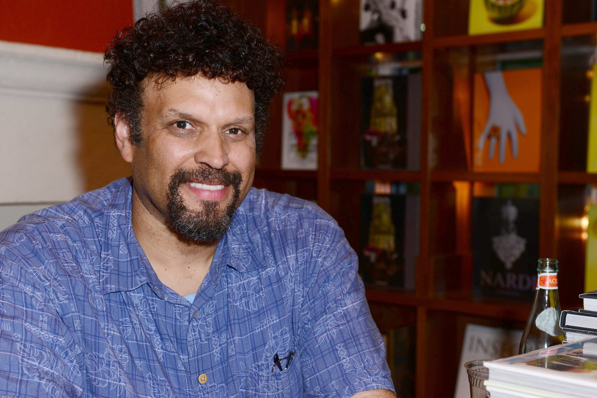 Neal Shusterman Book Signing At Books And Books