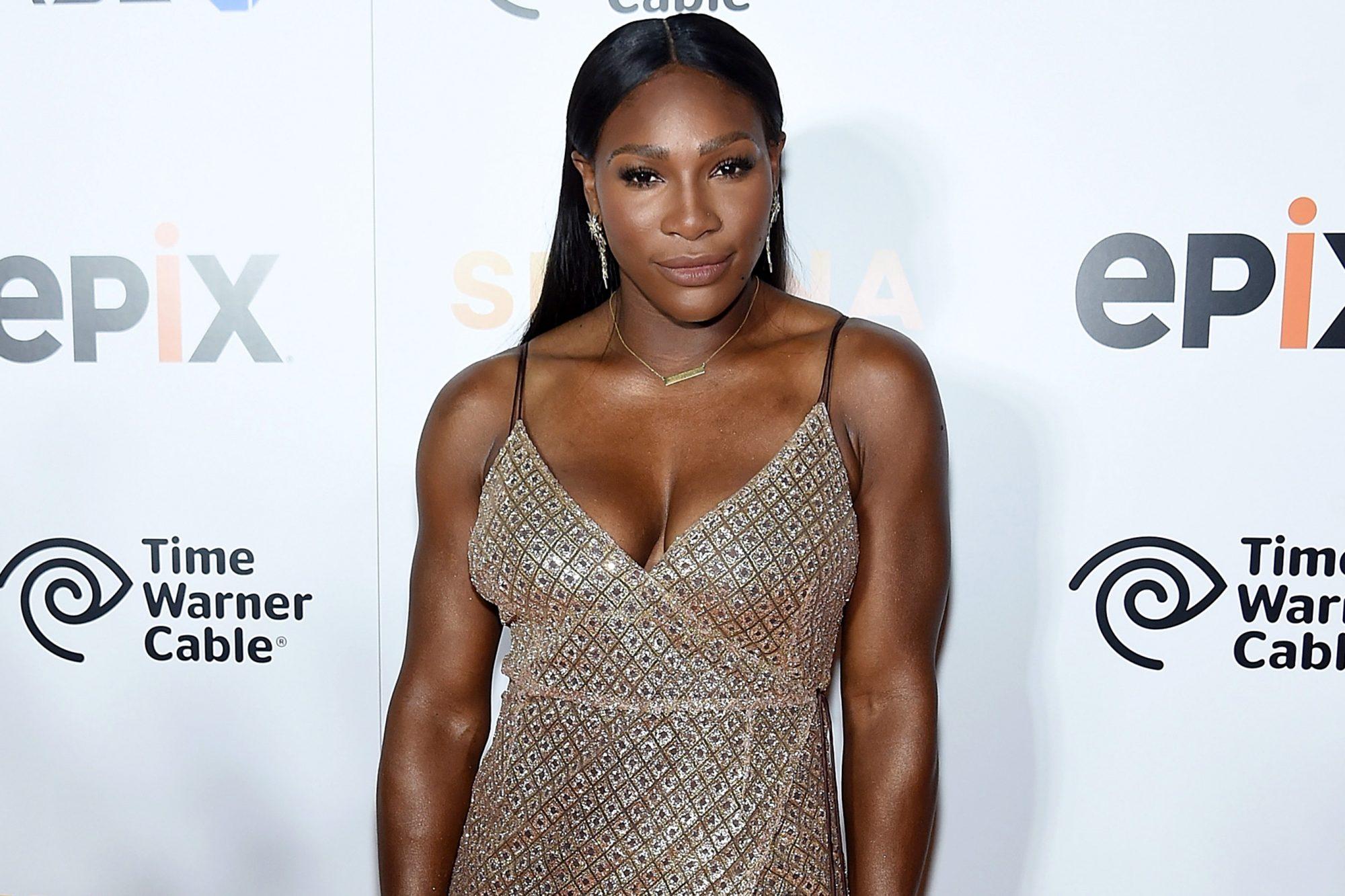 "The Premiere Of EPIX Original Documentary ""Serena"" - Arrivals"