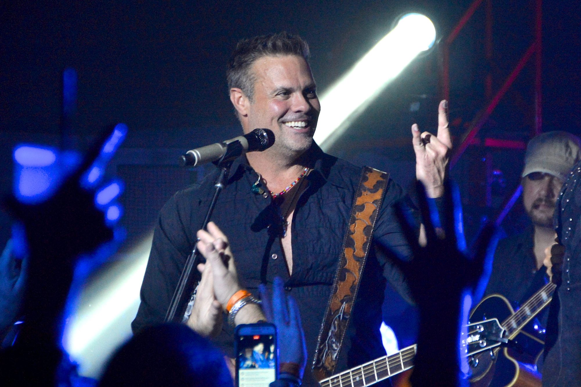 Montgomery Gentry In Concert At Stoney's Rockin' Country In Las Vegas