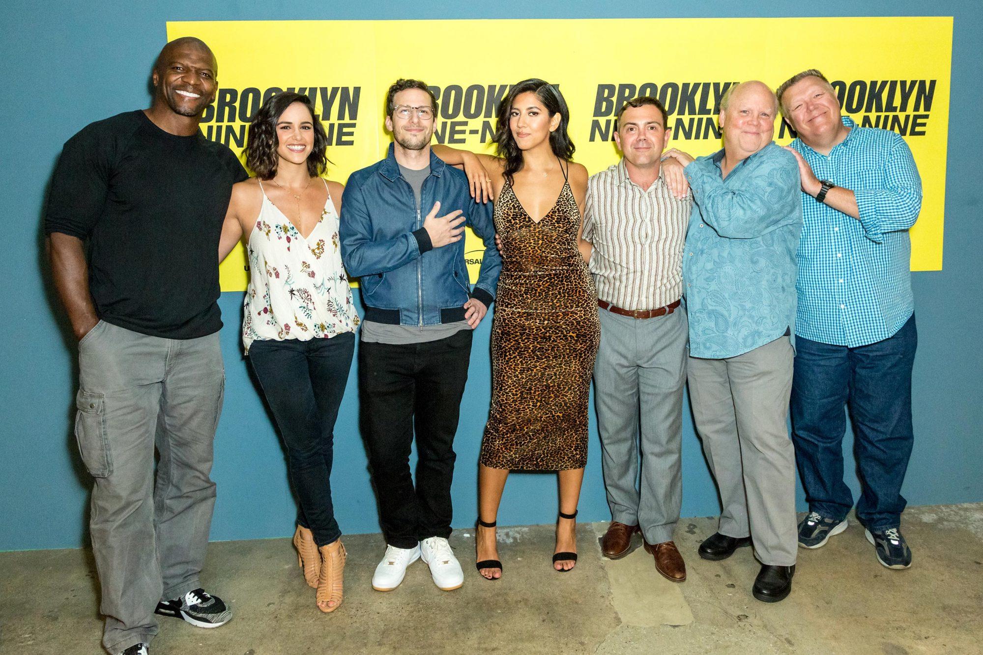 """Fox's """"Brooklyn Nine-Nine"""" FYC @ UCB - Arrivals"""